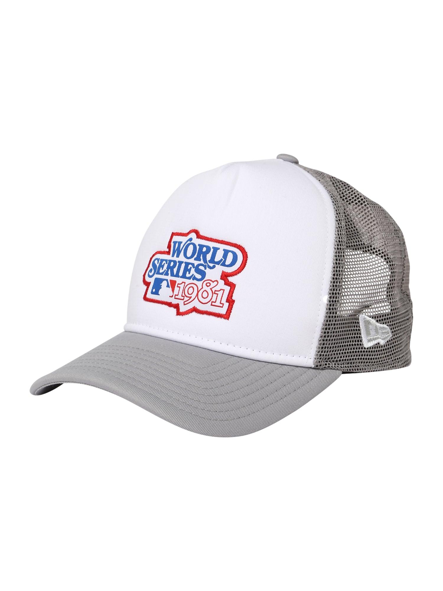 NEW ERA Kepurė balta / pilka