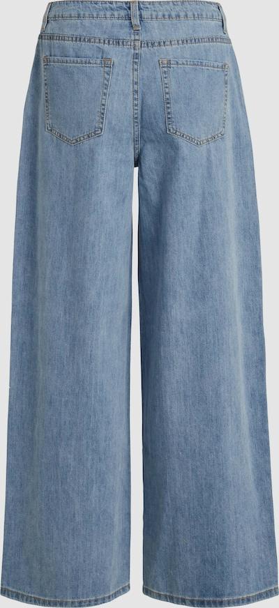 Vila Widey Vicks High Waisted Wide Leg Jeans