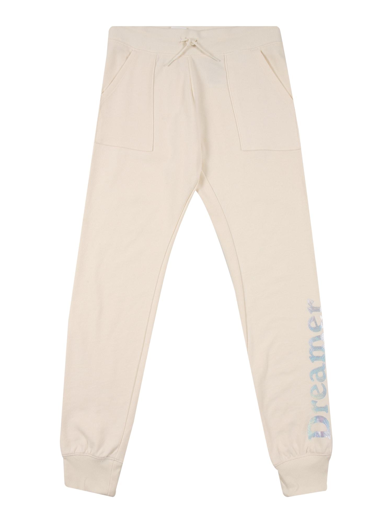 GAP Kelnės 'V-JAN' gelsvai pilka spalva