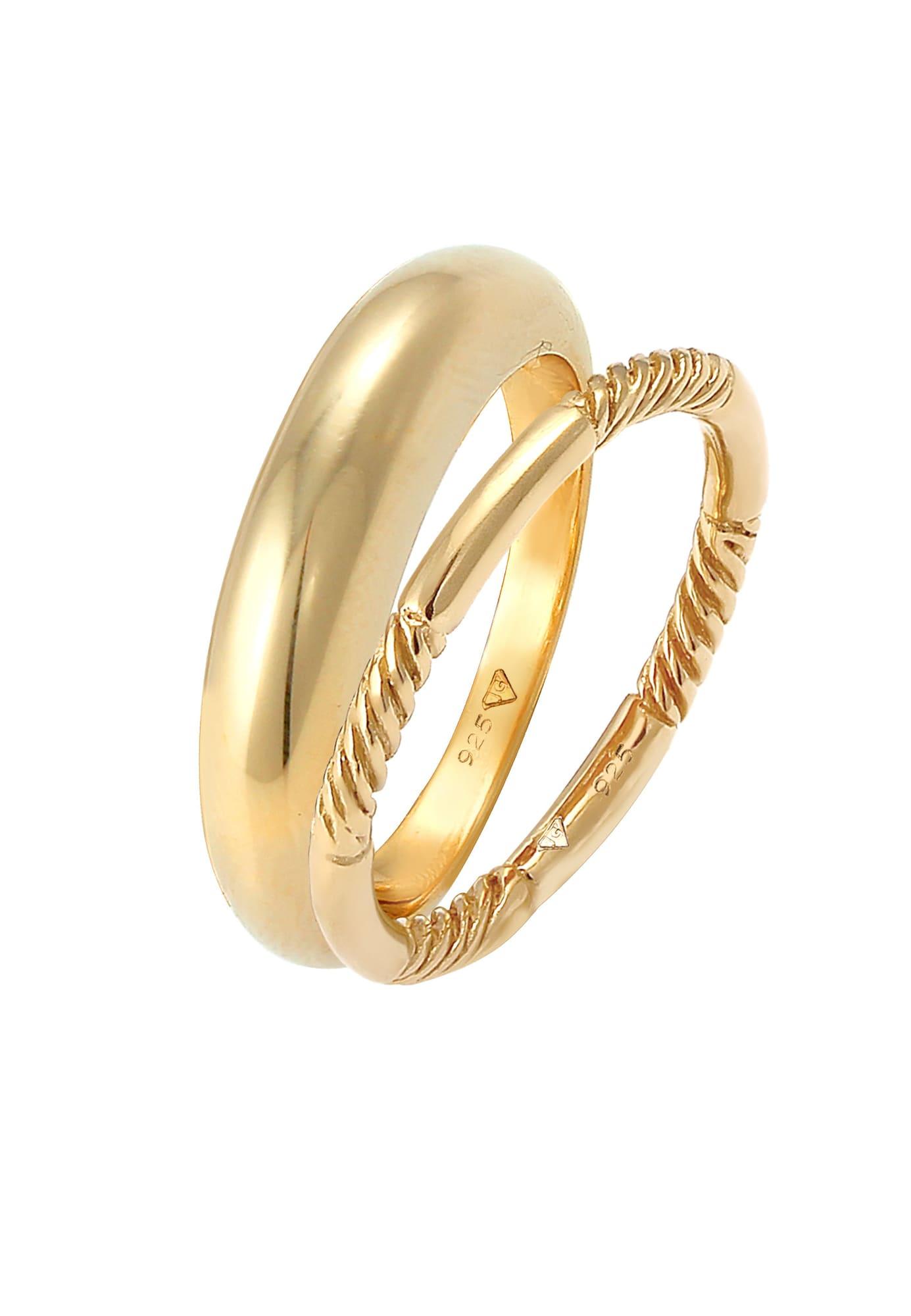 ELLI Juvelyrinių dirbinių rinkinys auksas