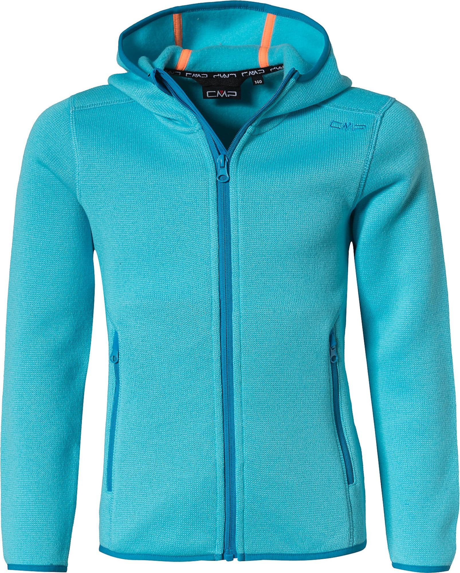 CMP Flisinis džemperis mėlyna