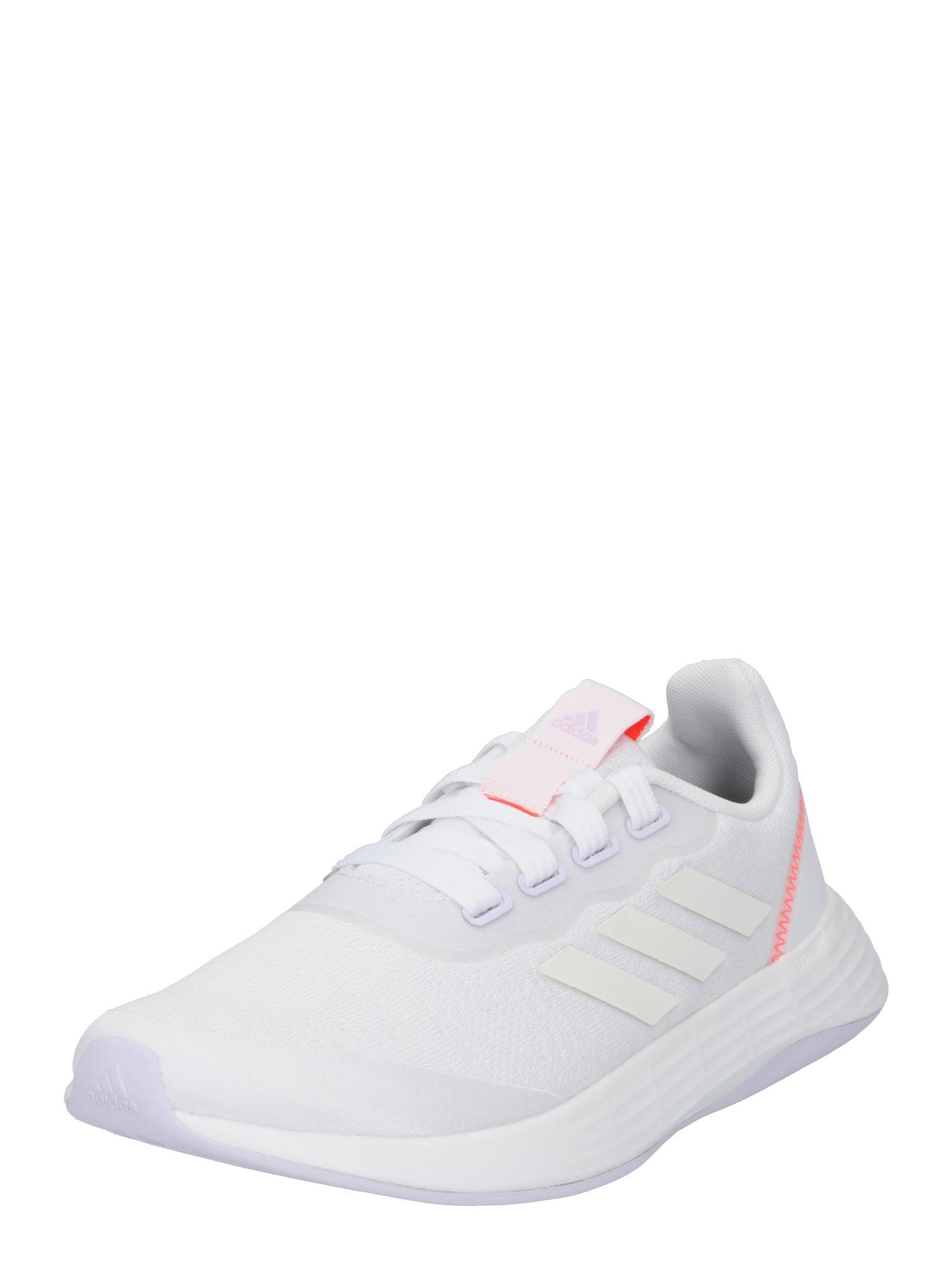 ADIDAS PERFORMANCE Bėgimo batai balta / raudona / šviesiai rožinė