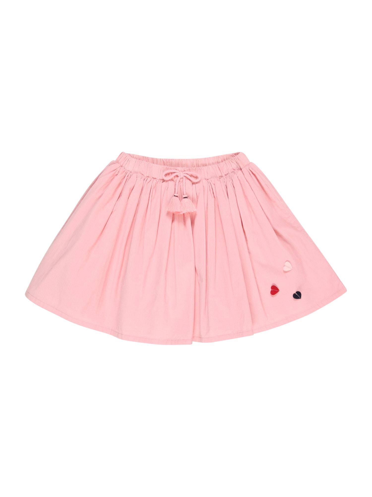 STACCATO Sijonas ryškiai rožinė spalva