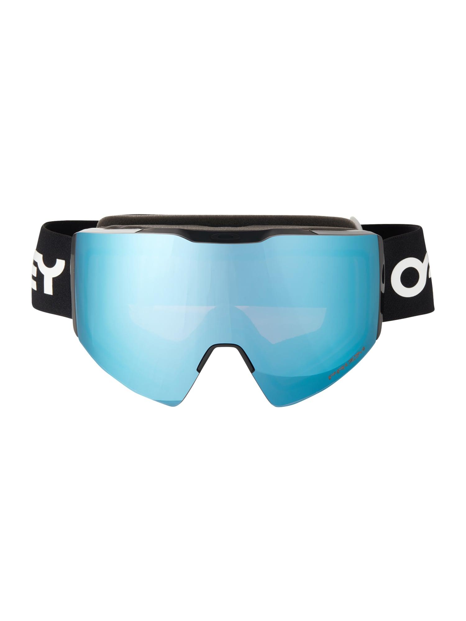 OAKLEY Sportiniai akiniai safyro / juoda