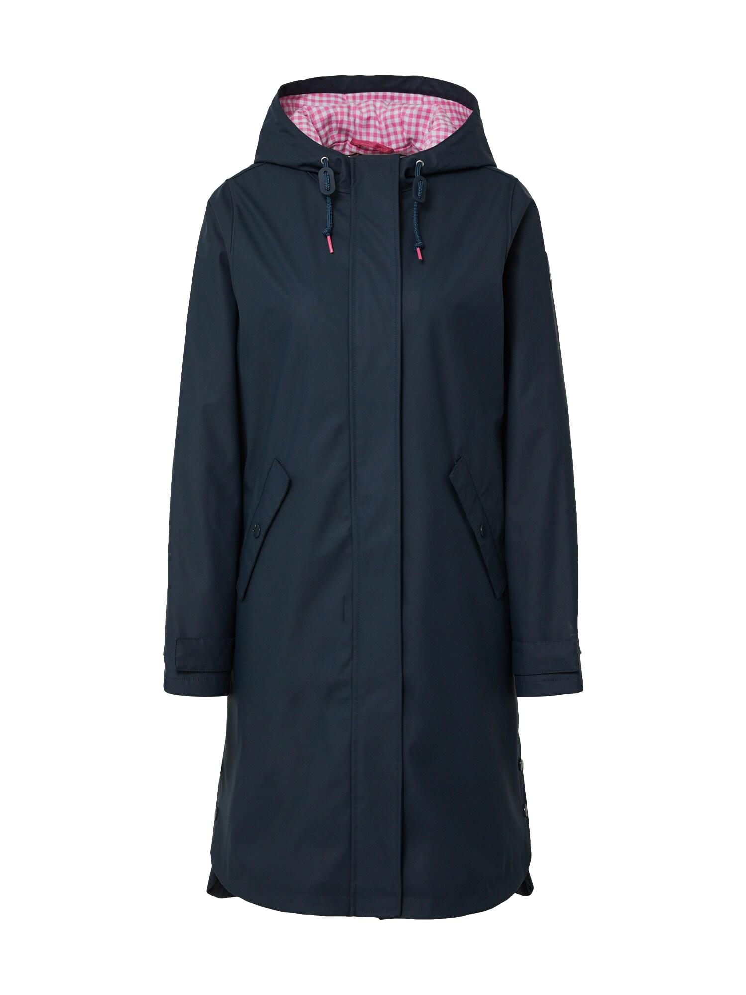 Derbe Demisezoninis paltas tamsiai mėlyna