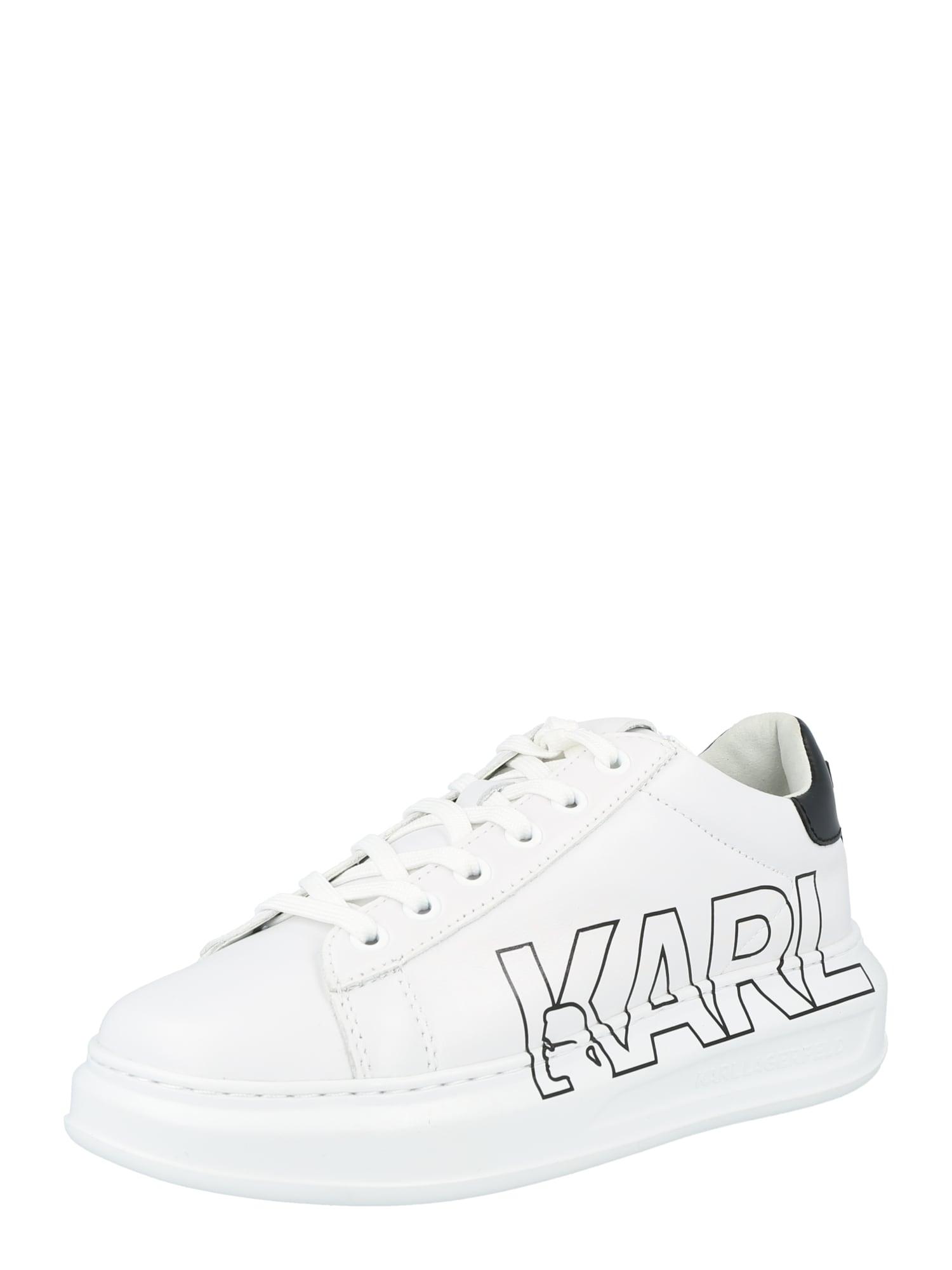 Karl Lagerfeld Sportbačiai be auliuko