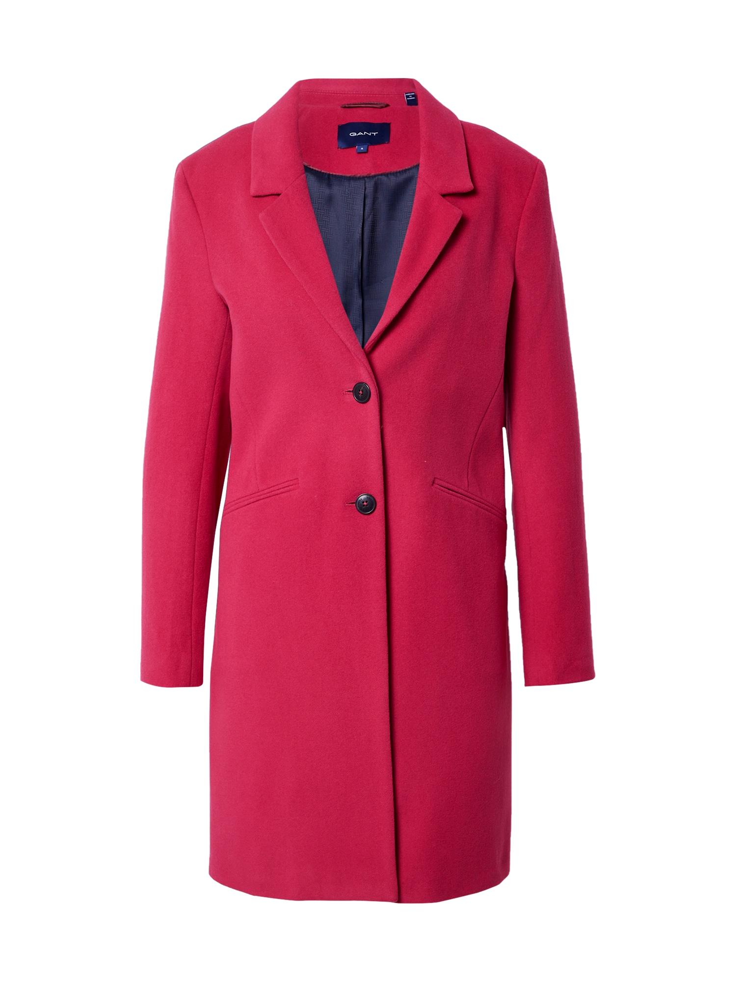 GANT Demisezoninis paltas fuksijų spalva