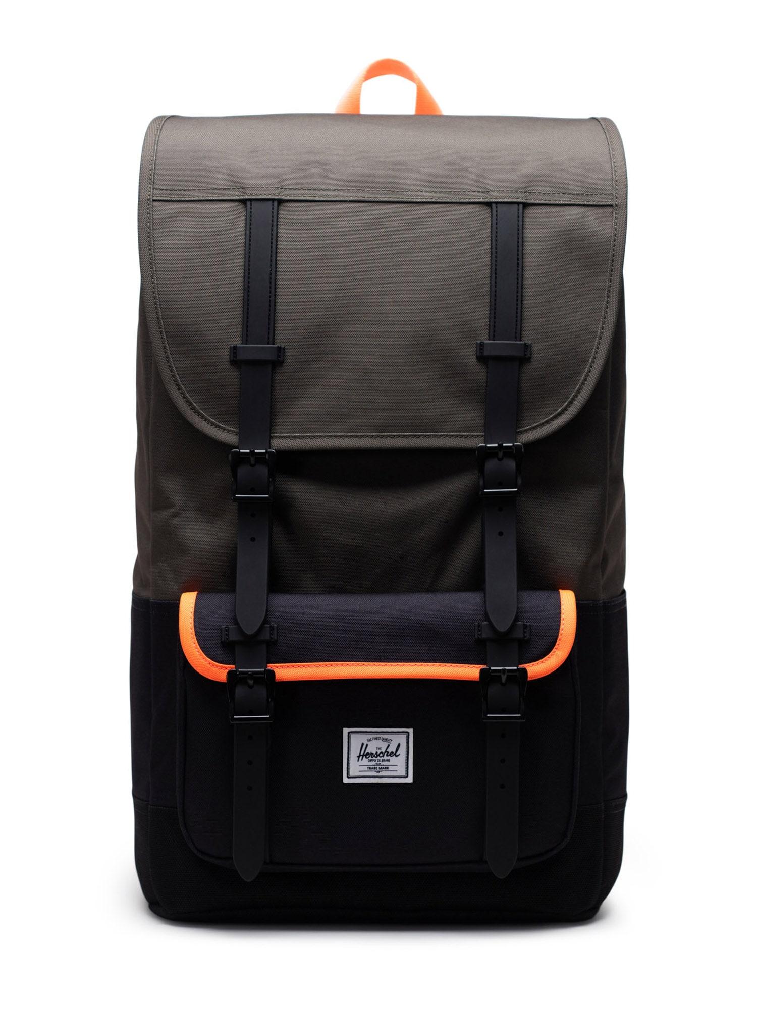 Herschel Batoh  černá / oranžová