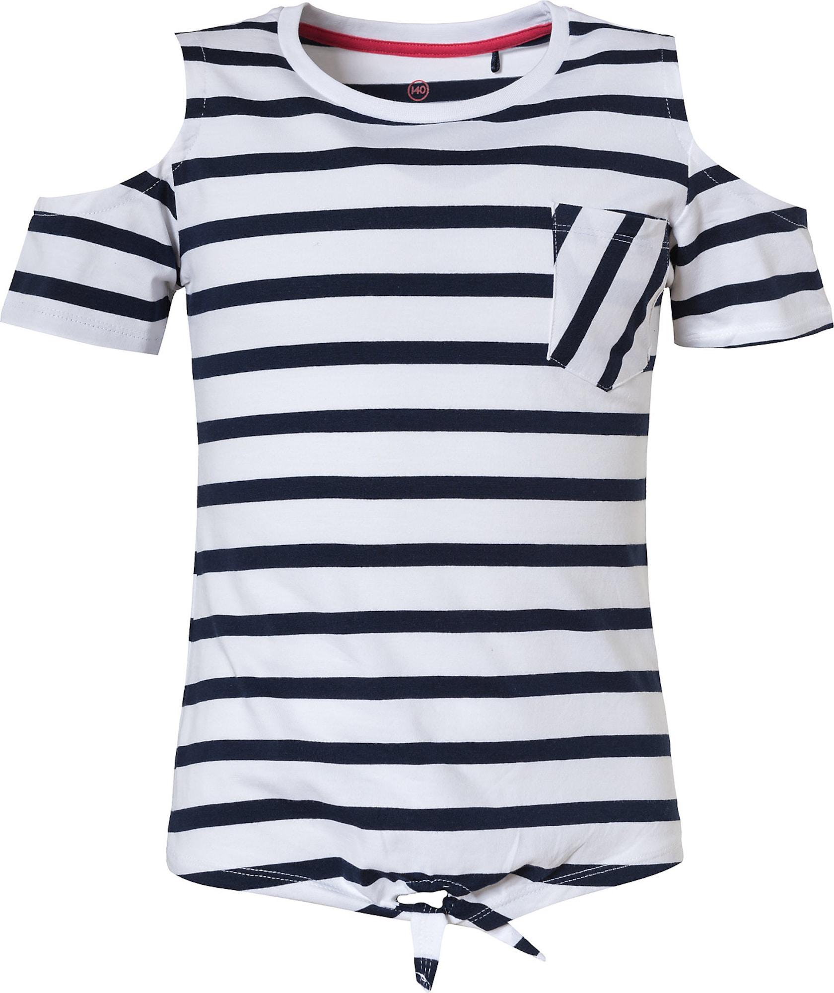 LEMON BERET Marškinėliai balta / nakties mėlyna