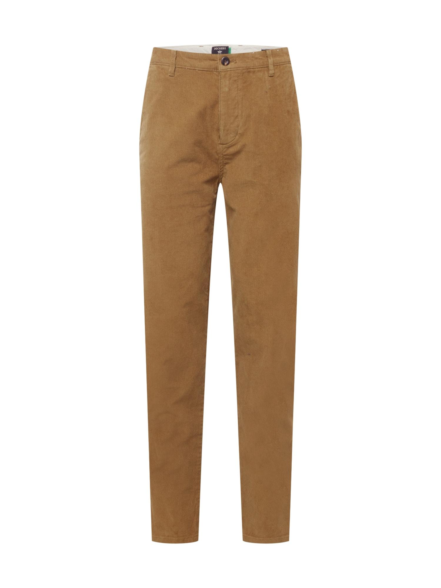 Dockers Chino kalhoty  světle hnědá