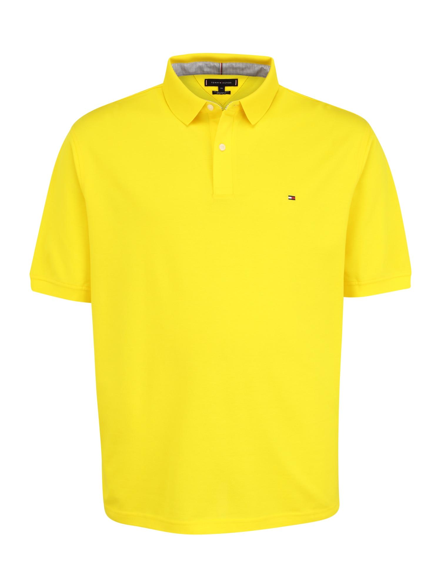 Tommy Hilfiger Big & Tall Marškinėliai geltona