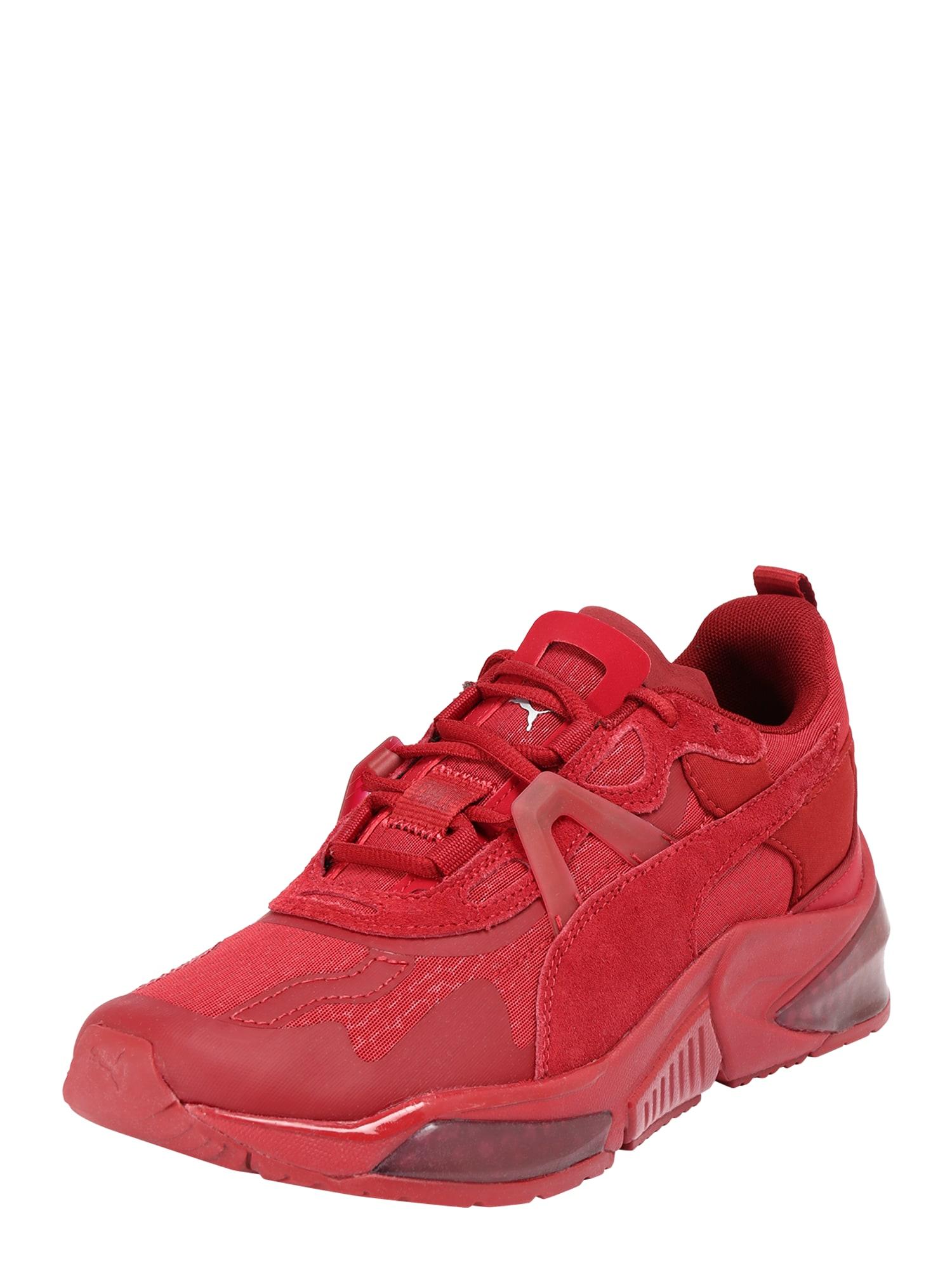 PUMA Sportovní boty 'LQDCELL'  červená