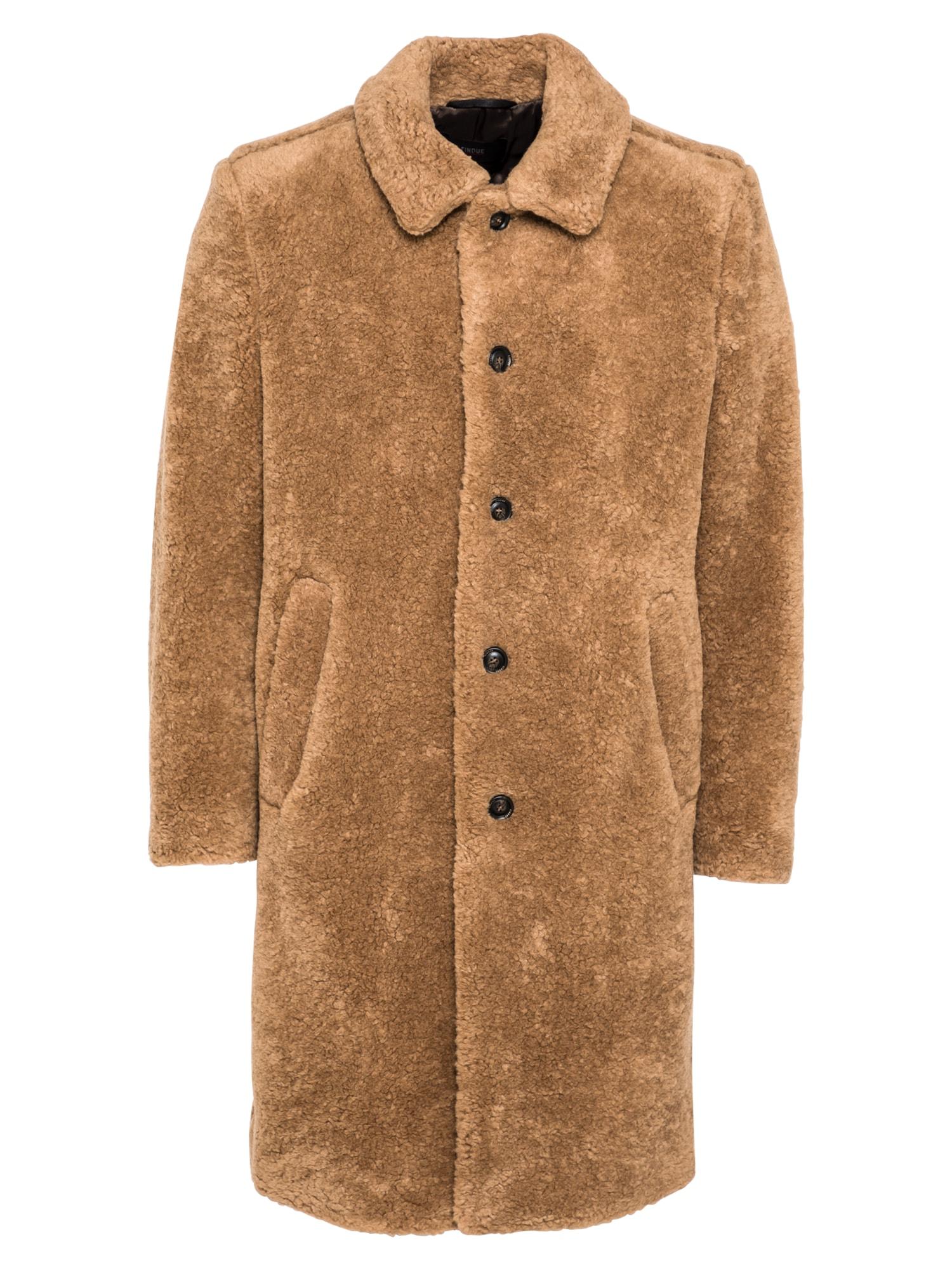 CINQUE Zimní kabát 'CARSON'  koňaková