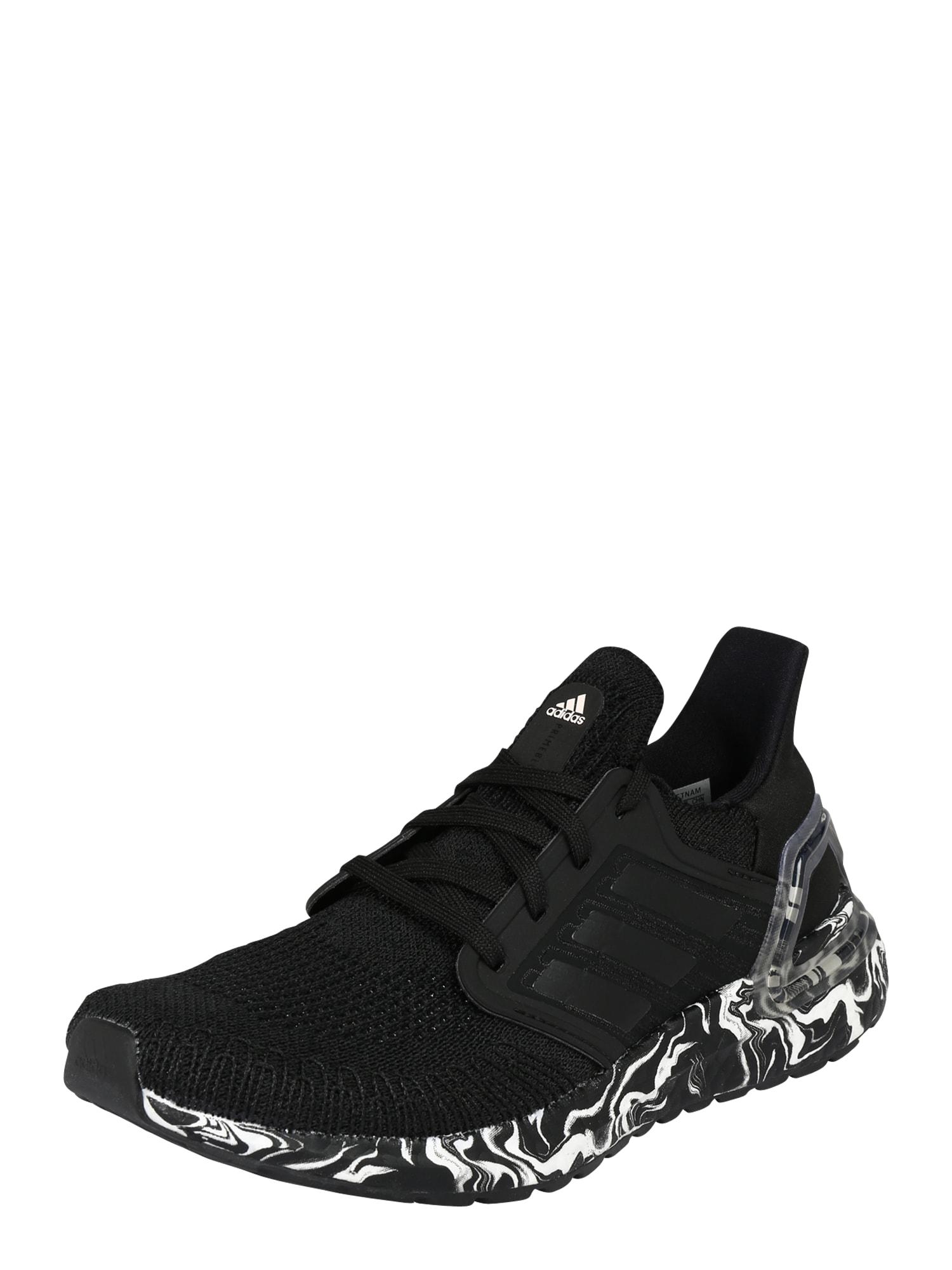 ADIDAS PERFORMANCE Běžecká obuv 'Ultraboost 20'  černá