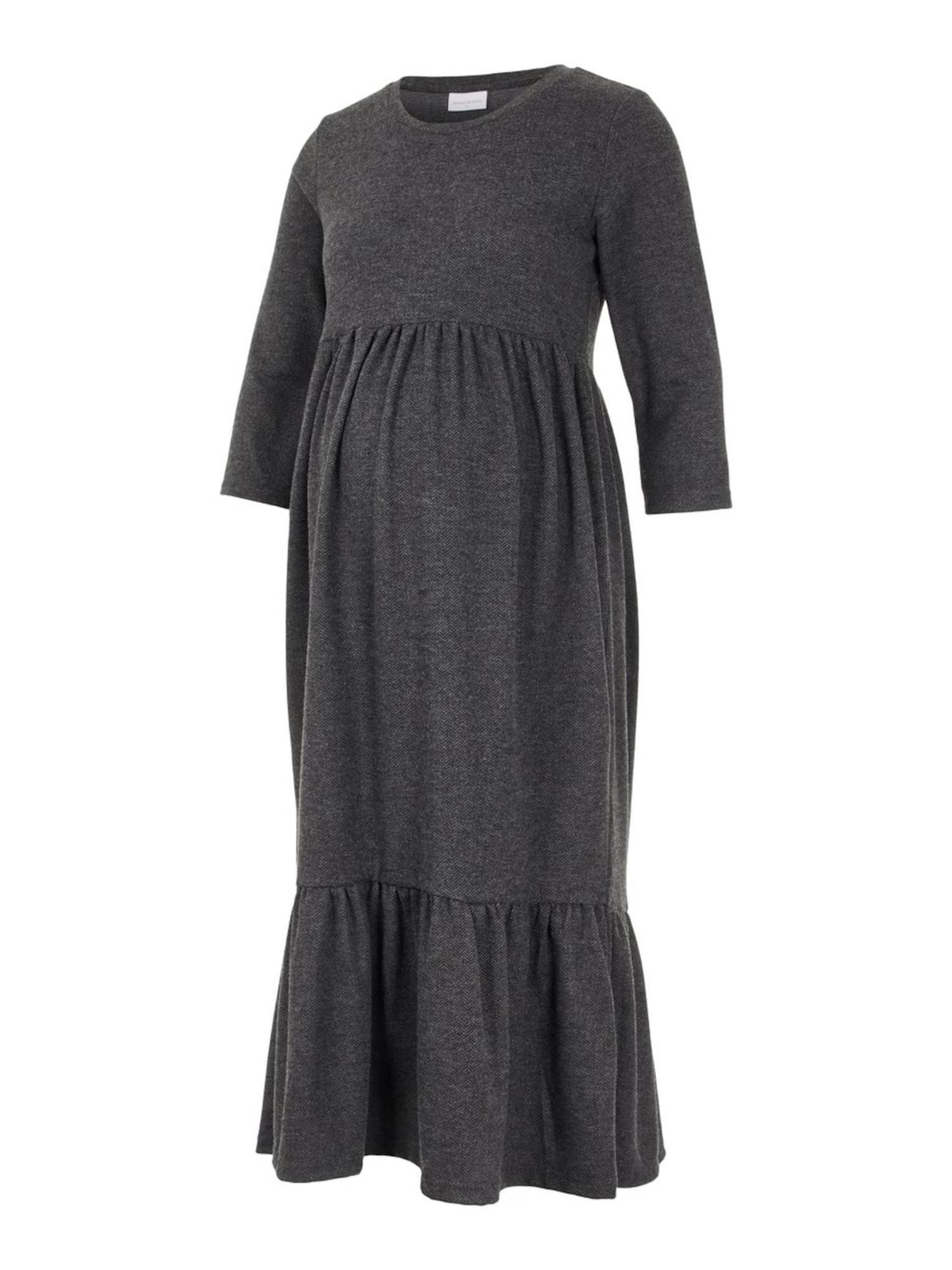 MAMALICIOUS Suknelė pilka