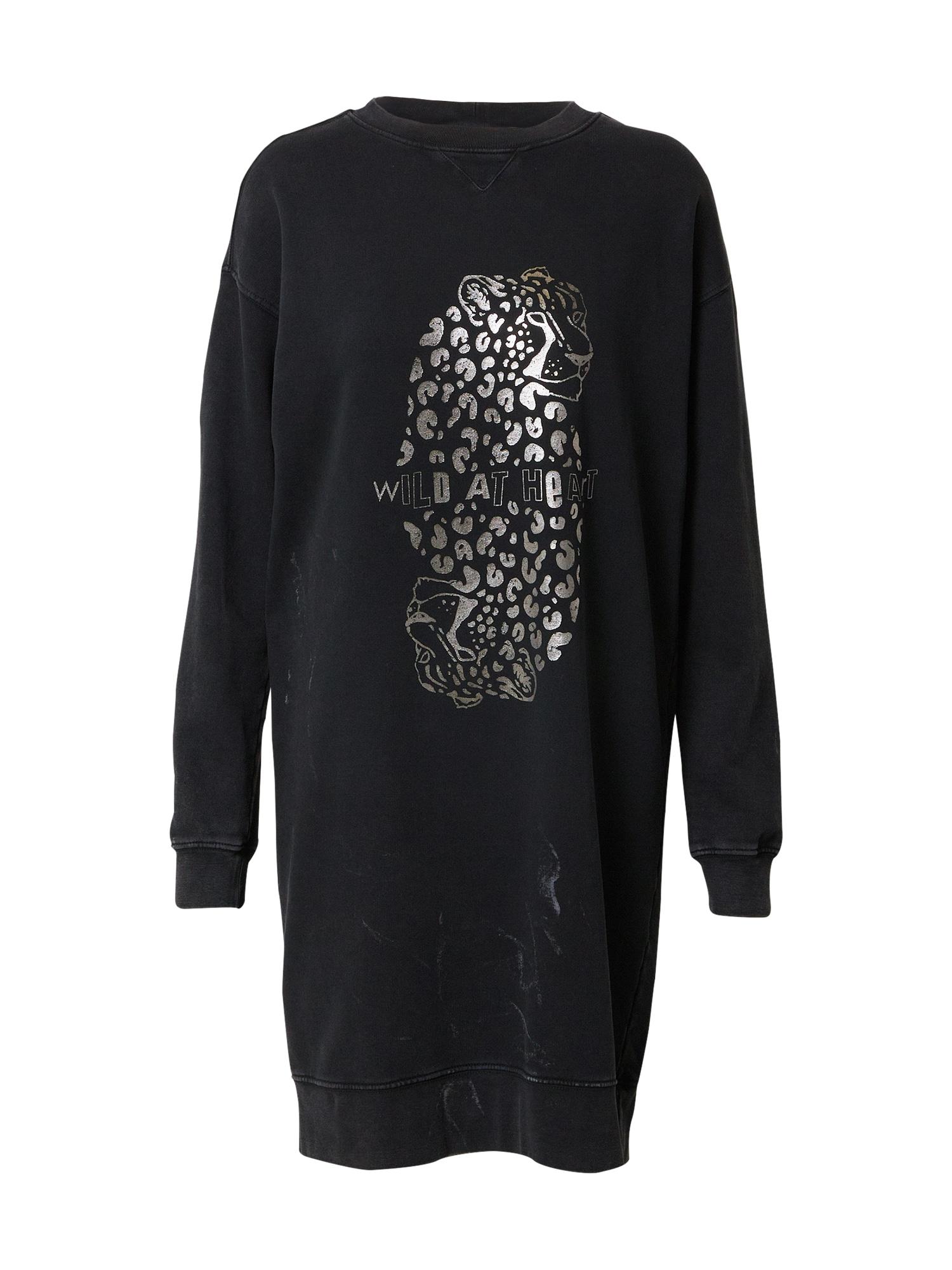 CATWALK JUNKIE Laisva suknelė tamsiai pilka