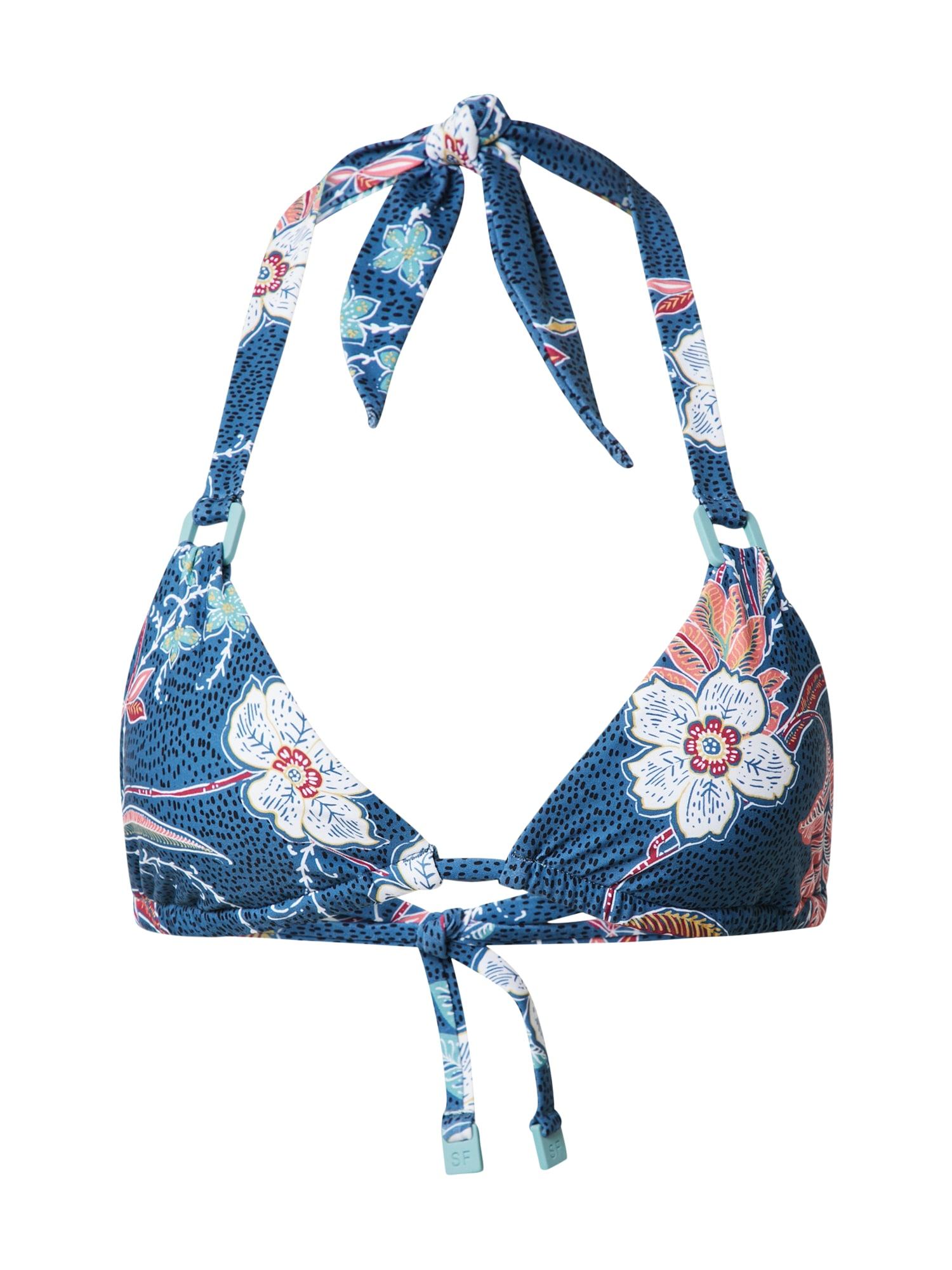Seafolly Bikinio viršutinė dalis mėlyna / mišrios spalvos