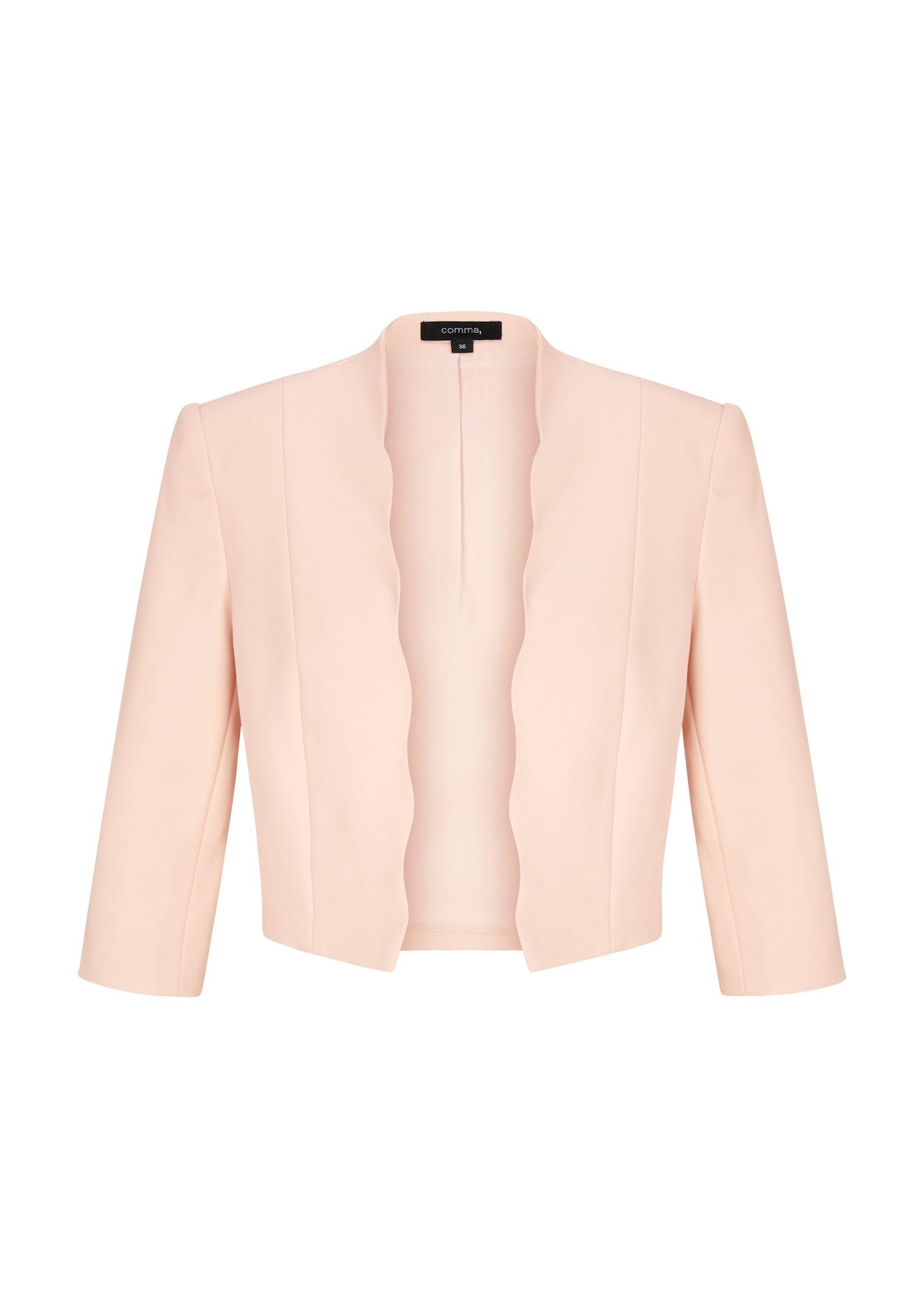 COMMA Blazer švarkas rožinė