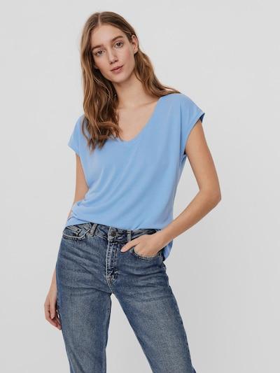 Vero Moda Filli kurzärmeliges T-Shirt mit V-Ausschnitt