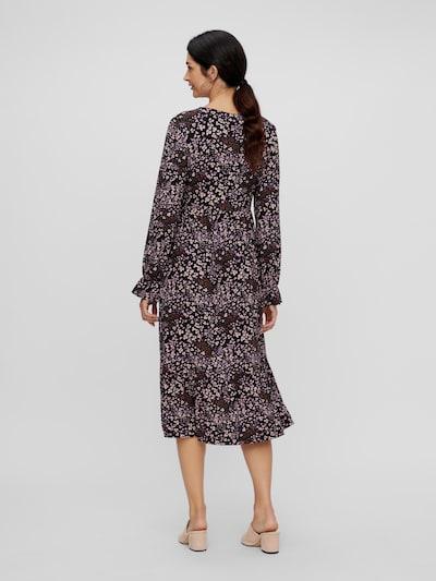 Mama.Licious Mai Tess Langärmeliges Midi-Kleid mit Blumenmotiv