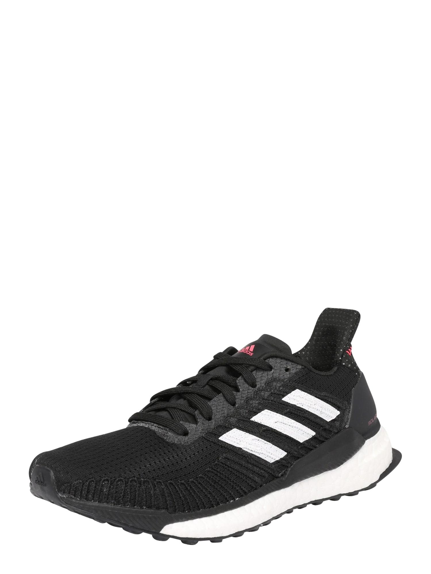 ADIDAS PERFORMANCE Běžecká obuv 'Solarboost 19'  bílá / černá