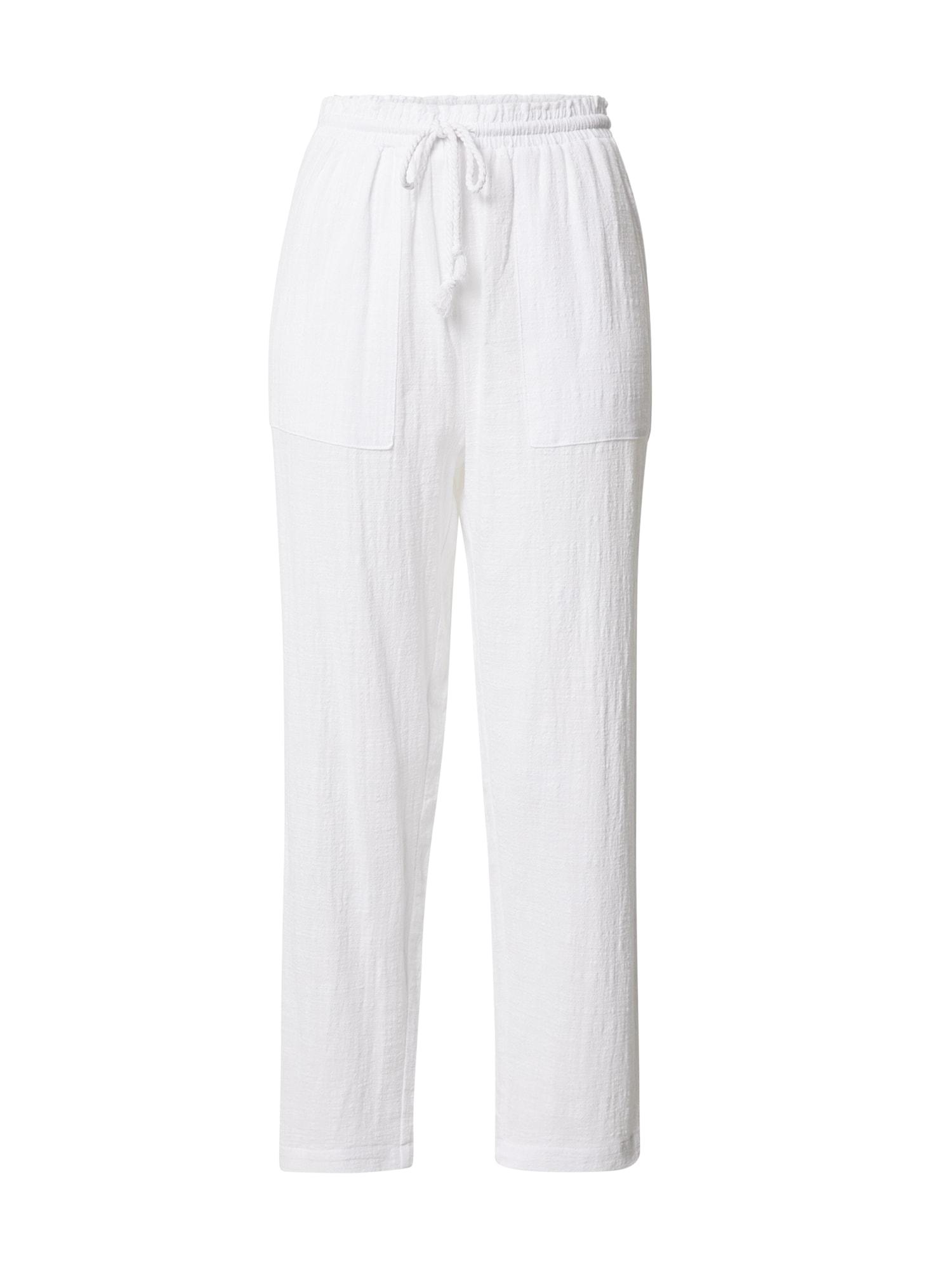 Cotton On Kalhoty 'The Weekend'  bílá