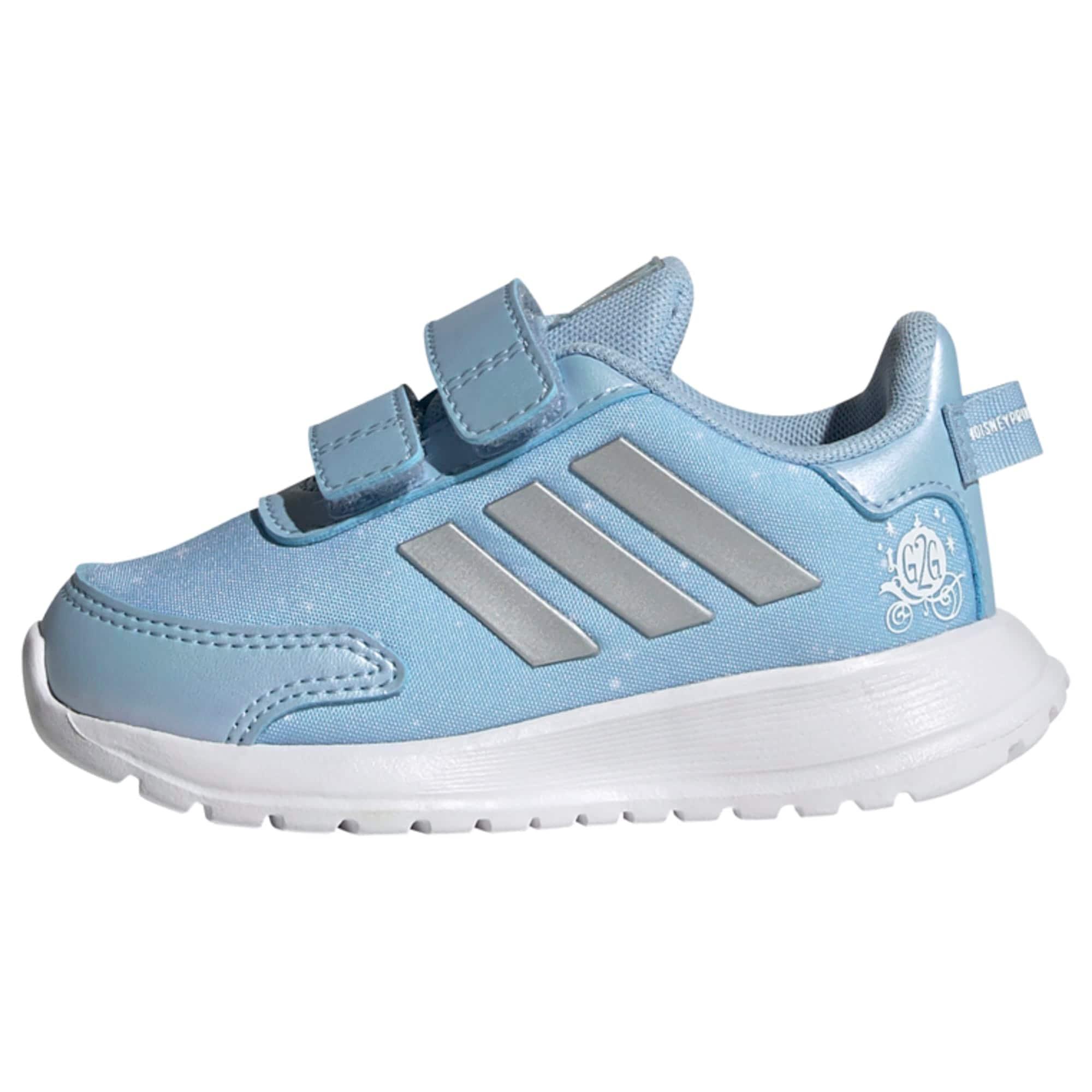 ADIDAS PERFORMANCE Sportiniai batai 'Tensaur Run' mėlyna / pilka / balta