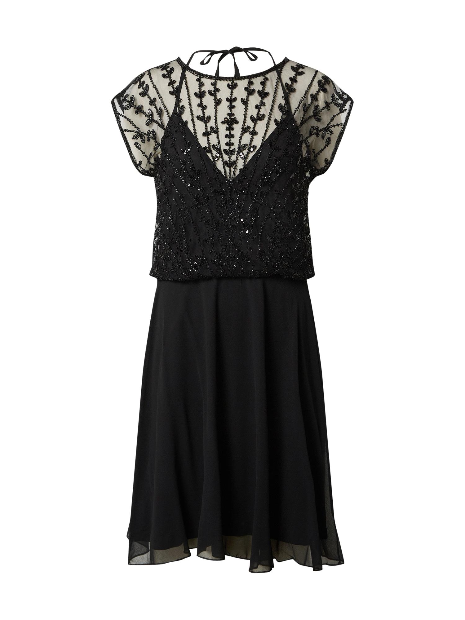 Molly BRACKEN Kokteilinė suknelė juoda