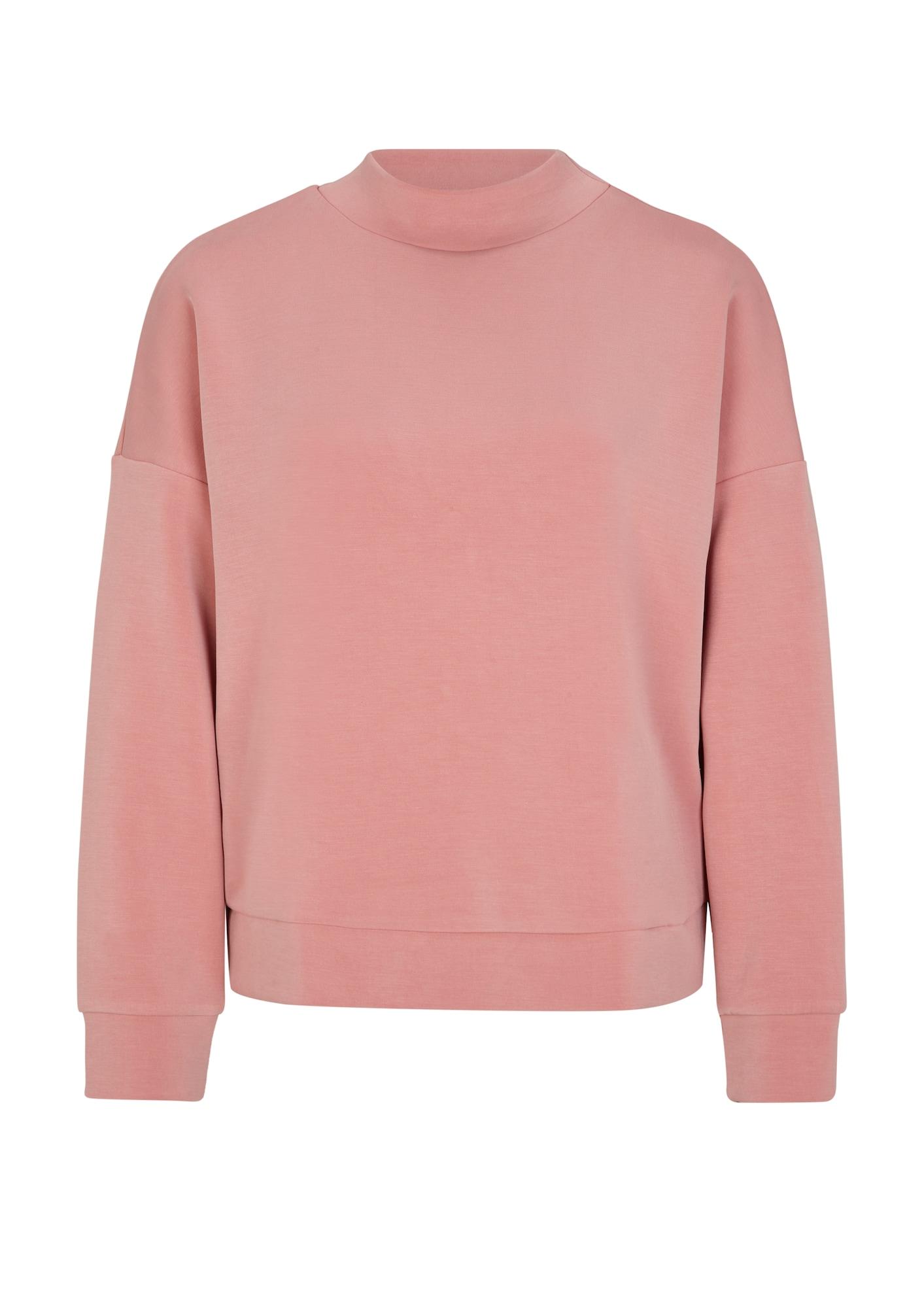 COMMA Megztinis be užsegimo šviesiai rožinė