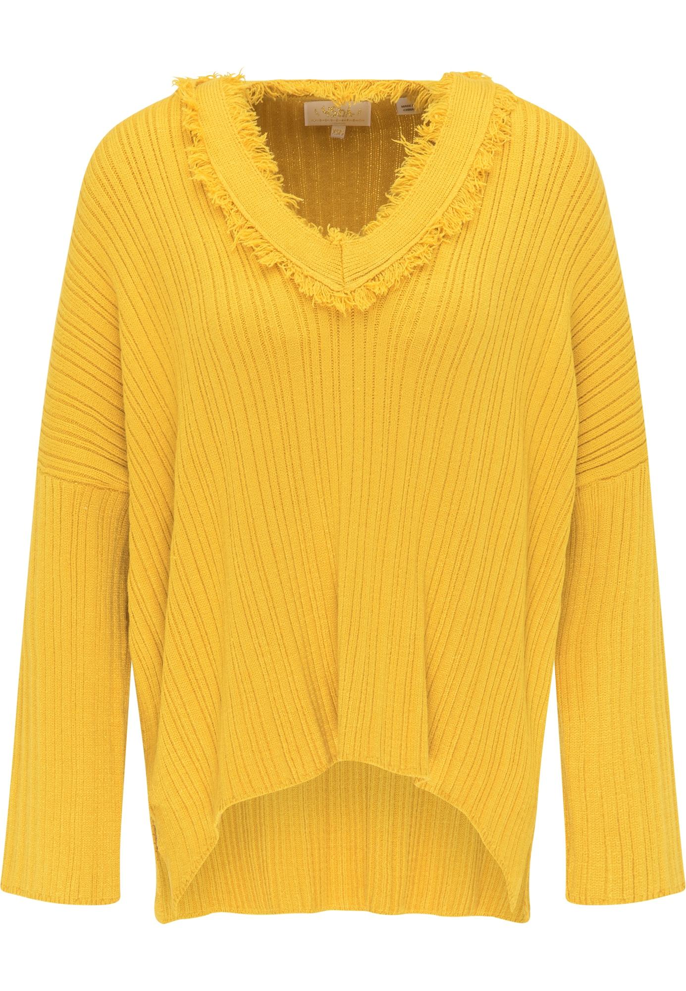 usha FESTIVAL Megztinis geltona