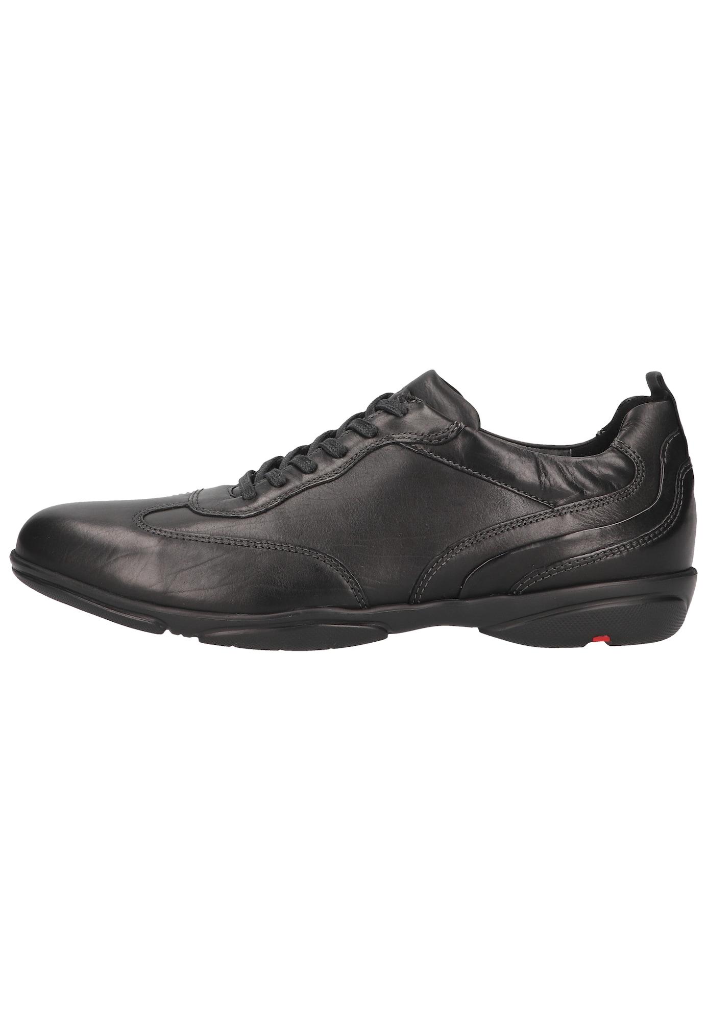 LLOYD Sportinio stiliaus batai su raišteliais juoda