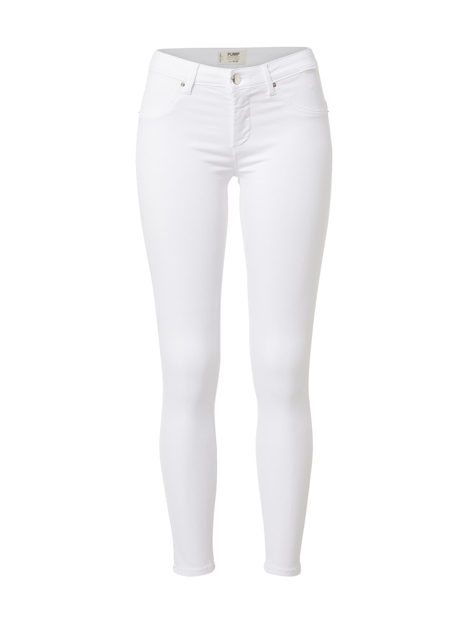 Tally Weijl Džinsai balto džinso spalva