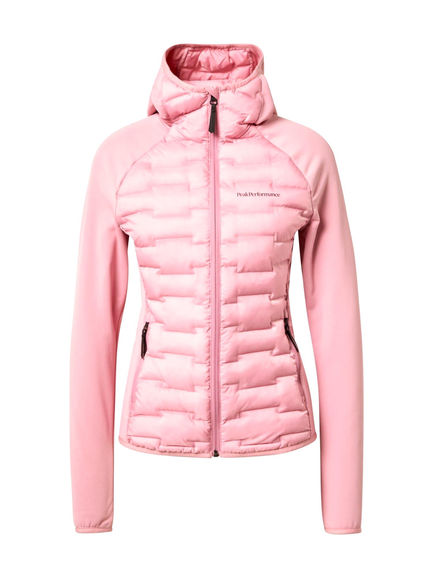 PEAK PERFORMANCE Outdoorová bunda 'Argon'  růžová