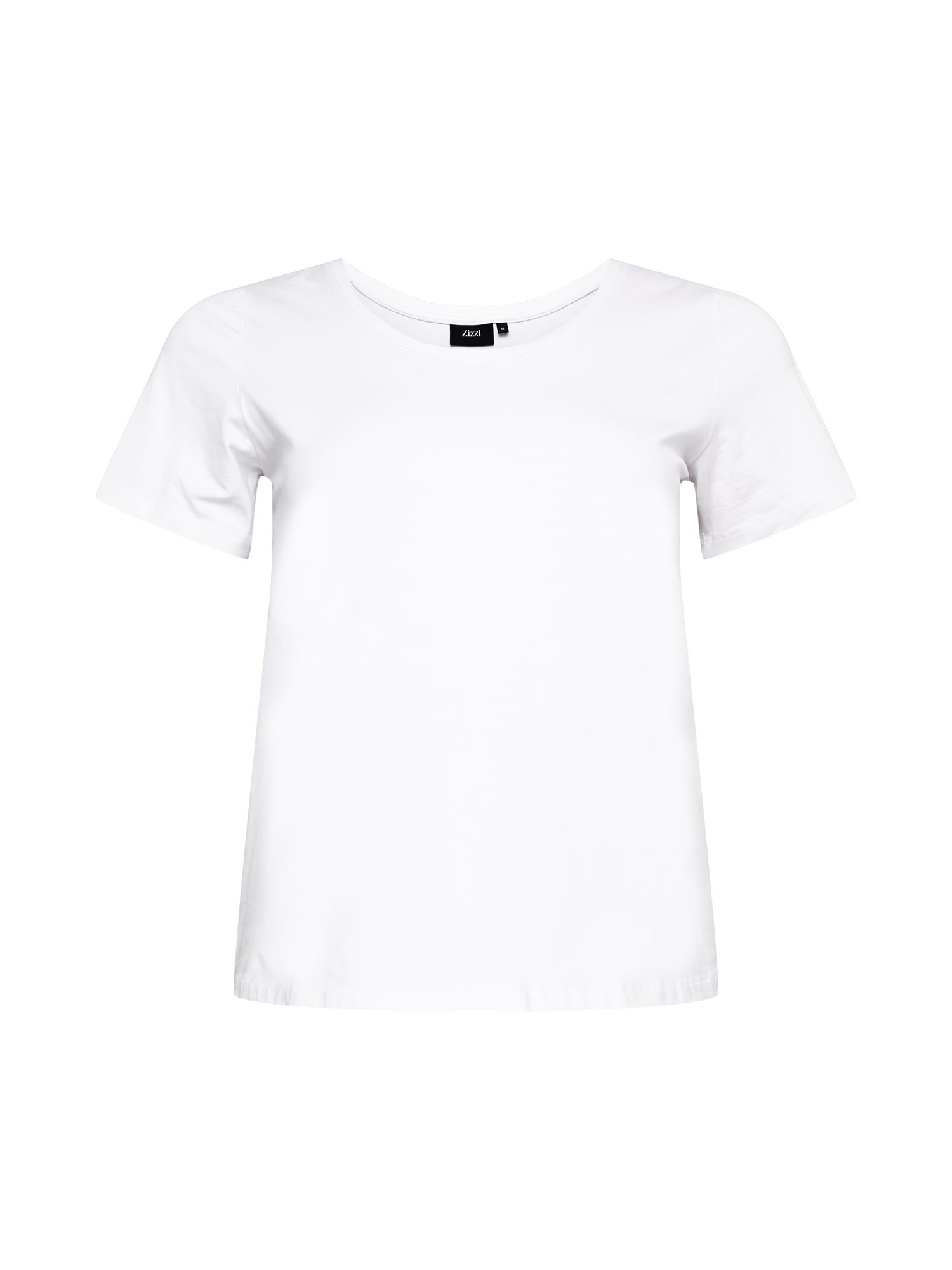 Zizzi Marškinėliai balta