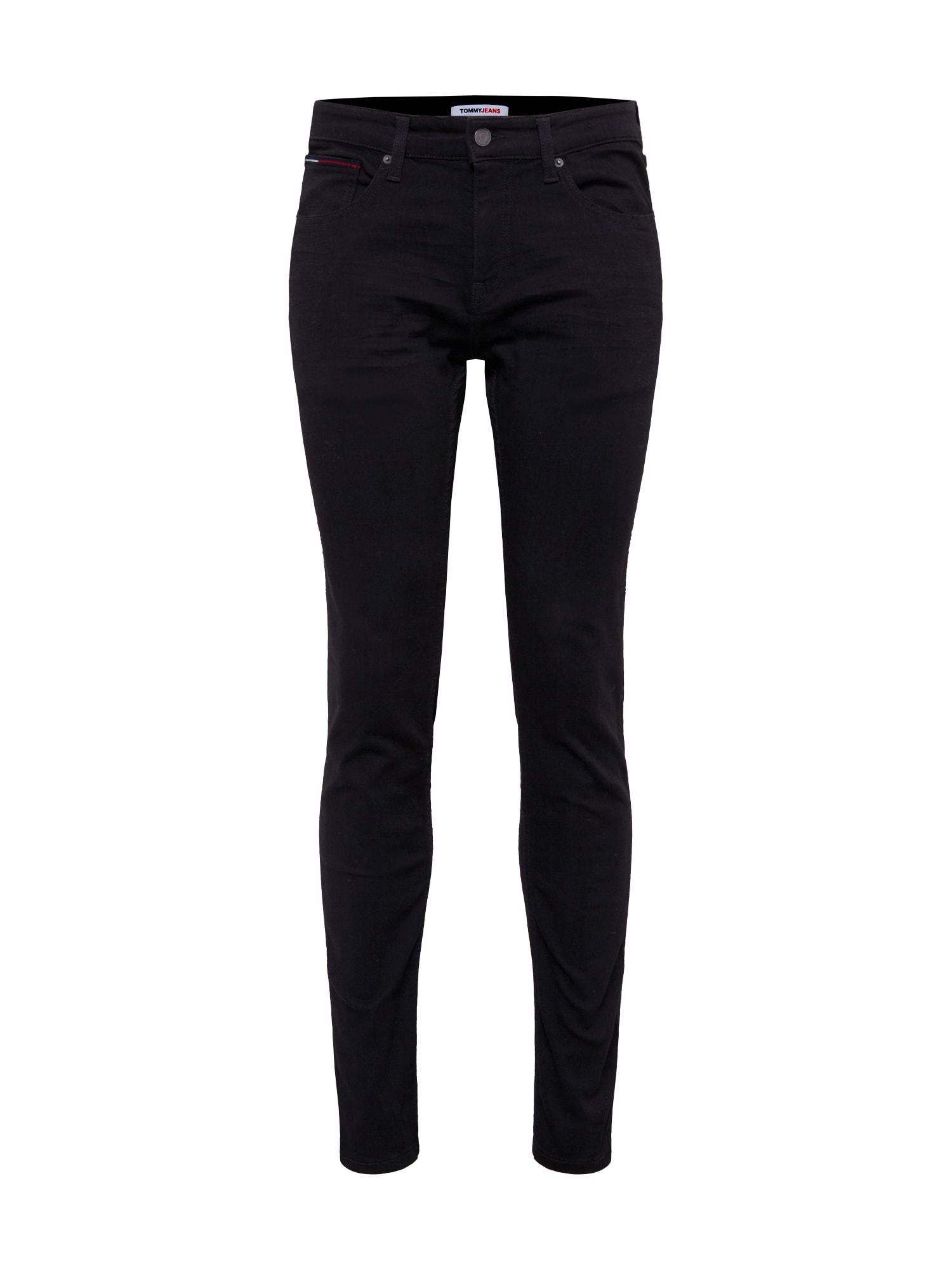 Tommy Jeans Džíny 'Scanton'  černá