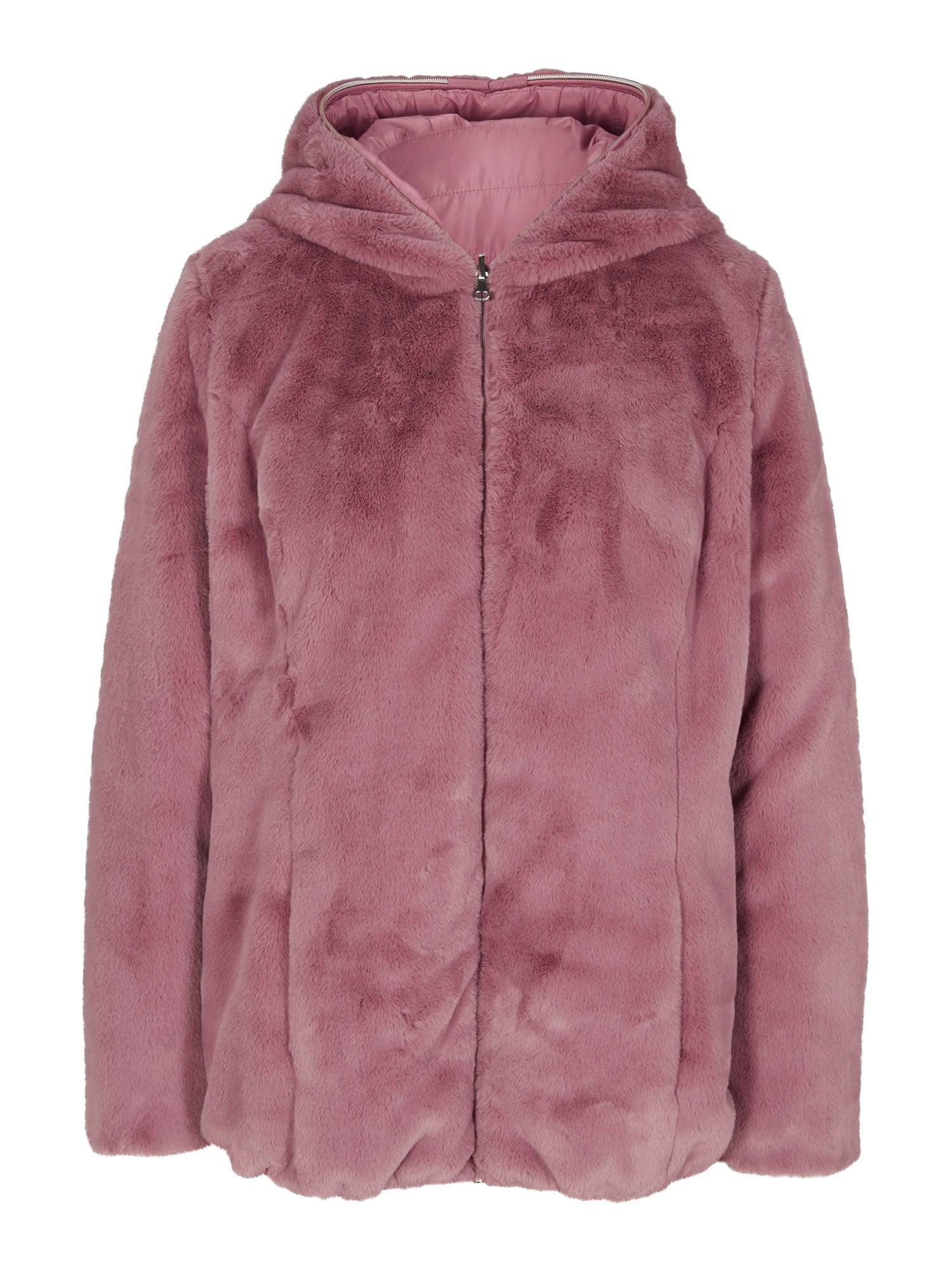 heine Demisezoninė striukė ryškiai rožinė spalva