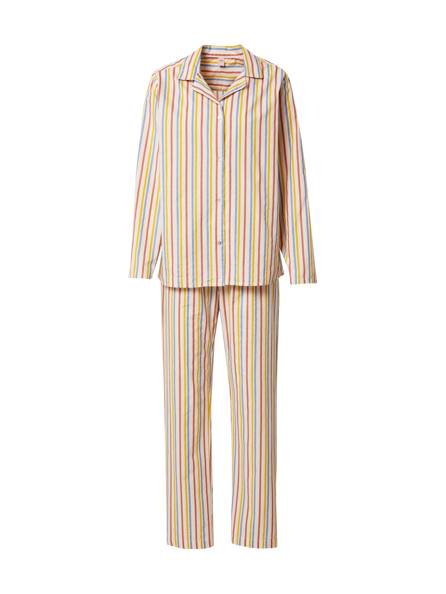 BeckSöndergaard Pižama mišrios spalvos / gelsvai pilka spalva
