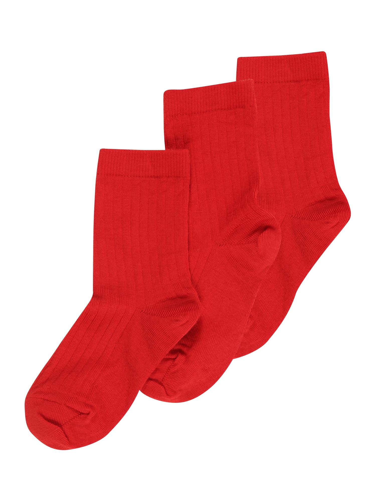 mp Denmark Kojinės raudona