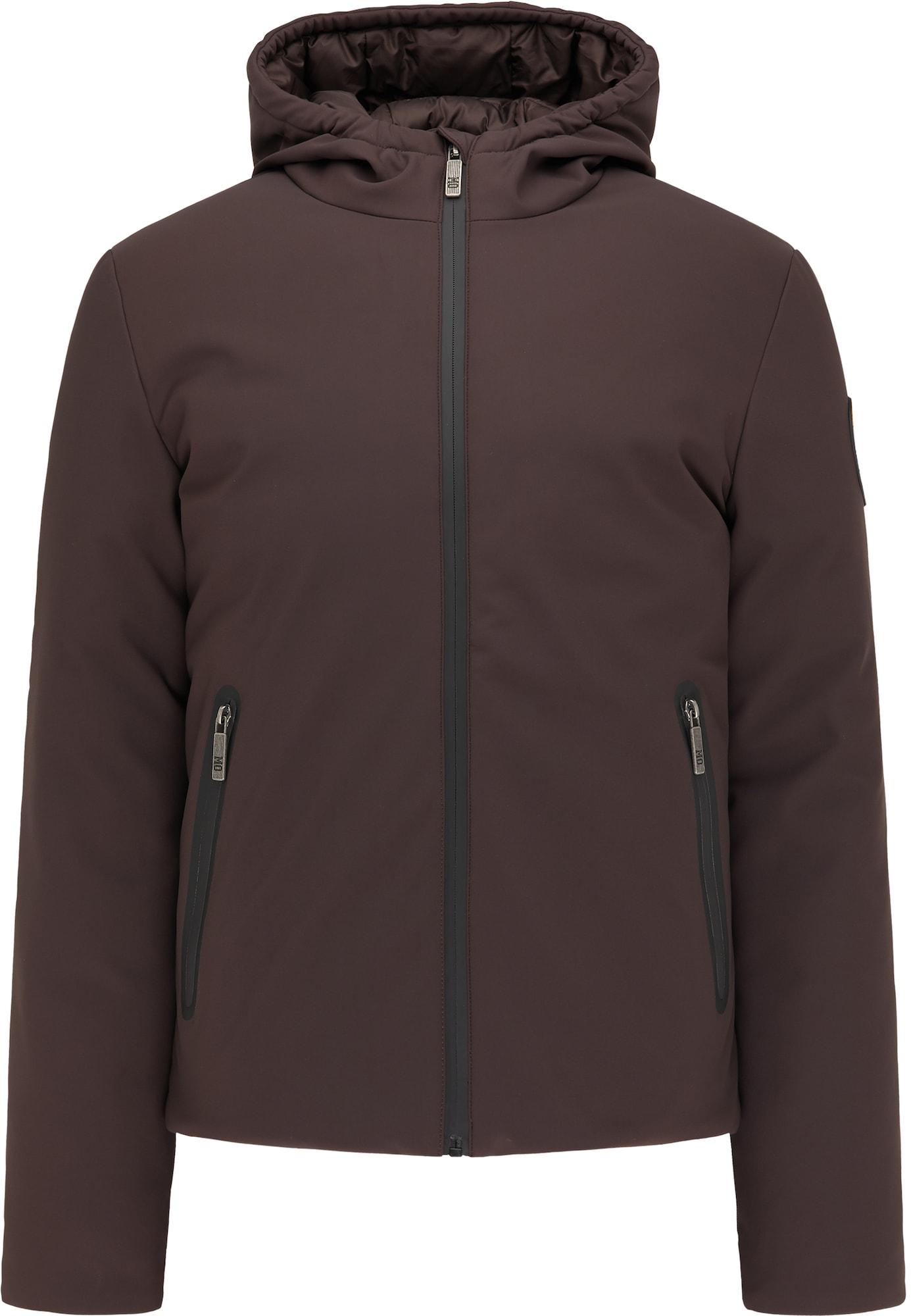 MO Žieminė striukė ruda