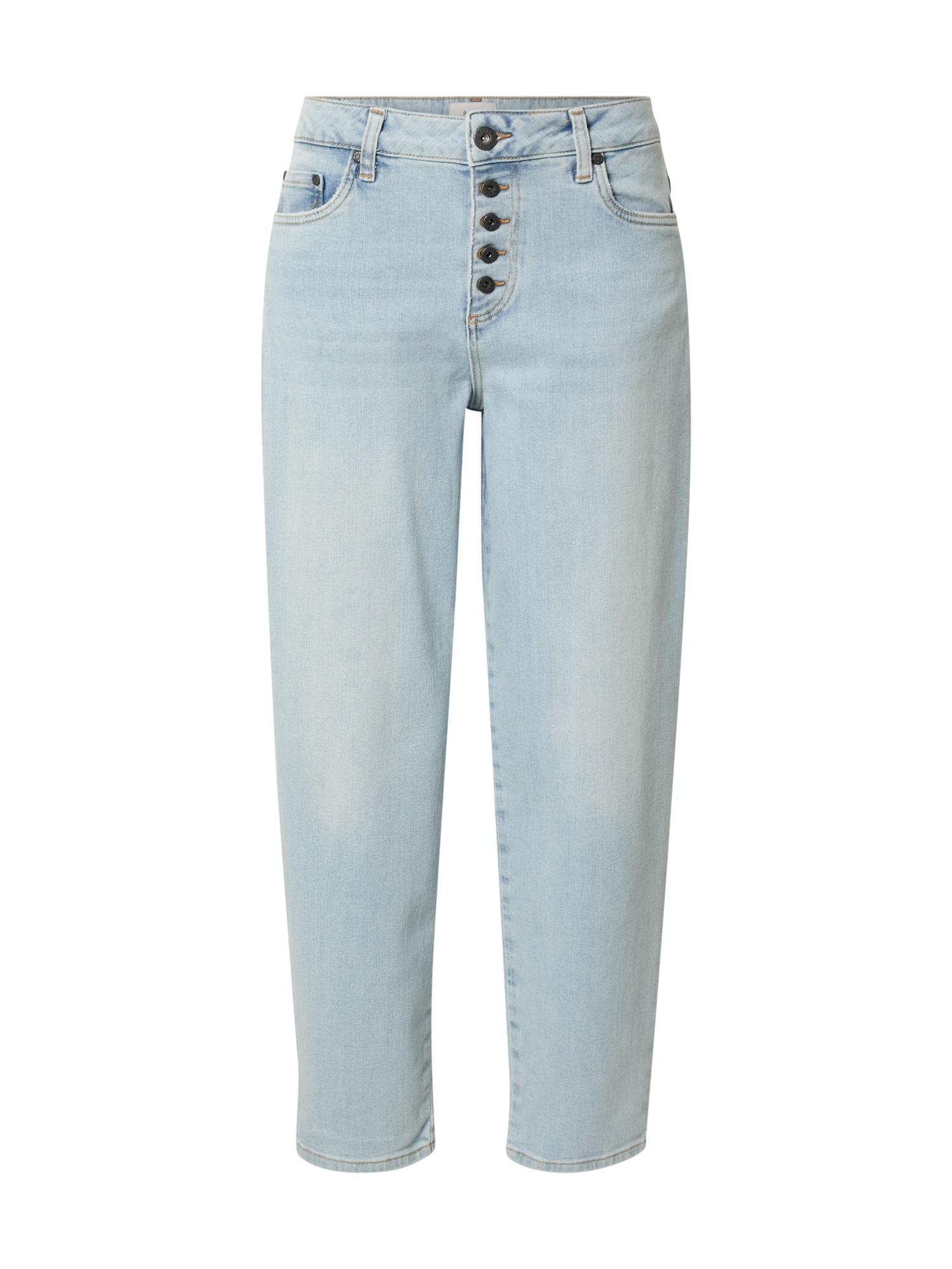 PULZ Jeans Džinsai 'EMMA' šviesiai mėlyna