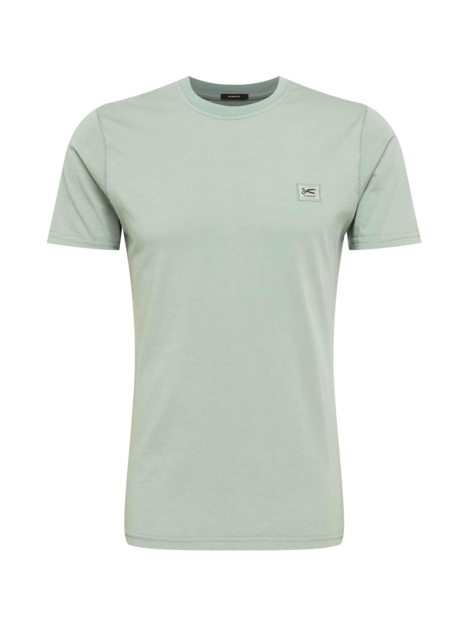 DENHAM Marškinėliai pastelinė žalia