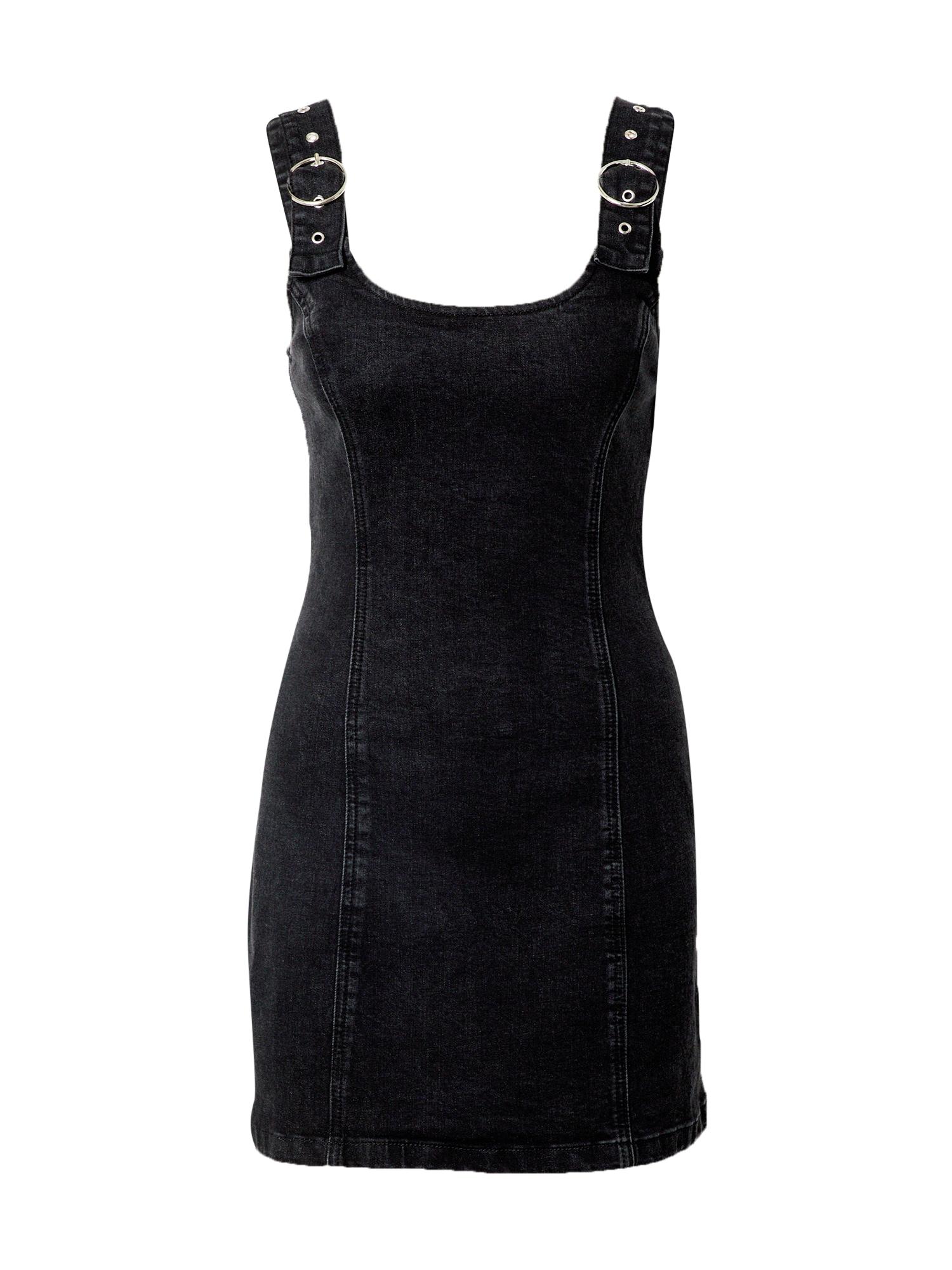 24COLOURS Suknelė juoda