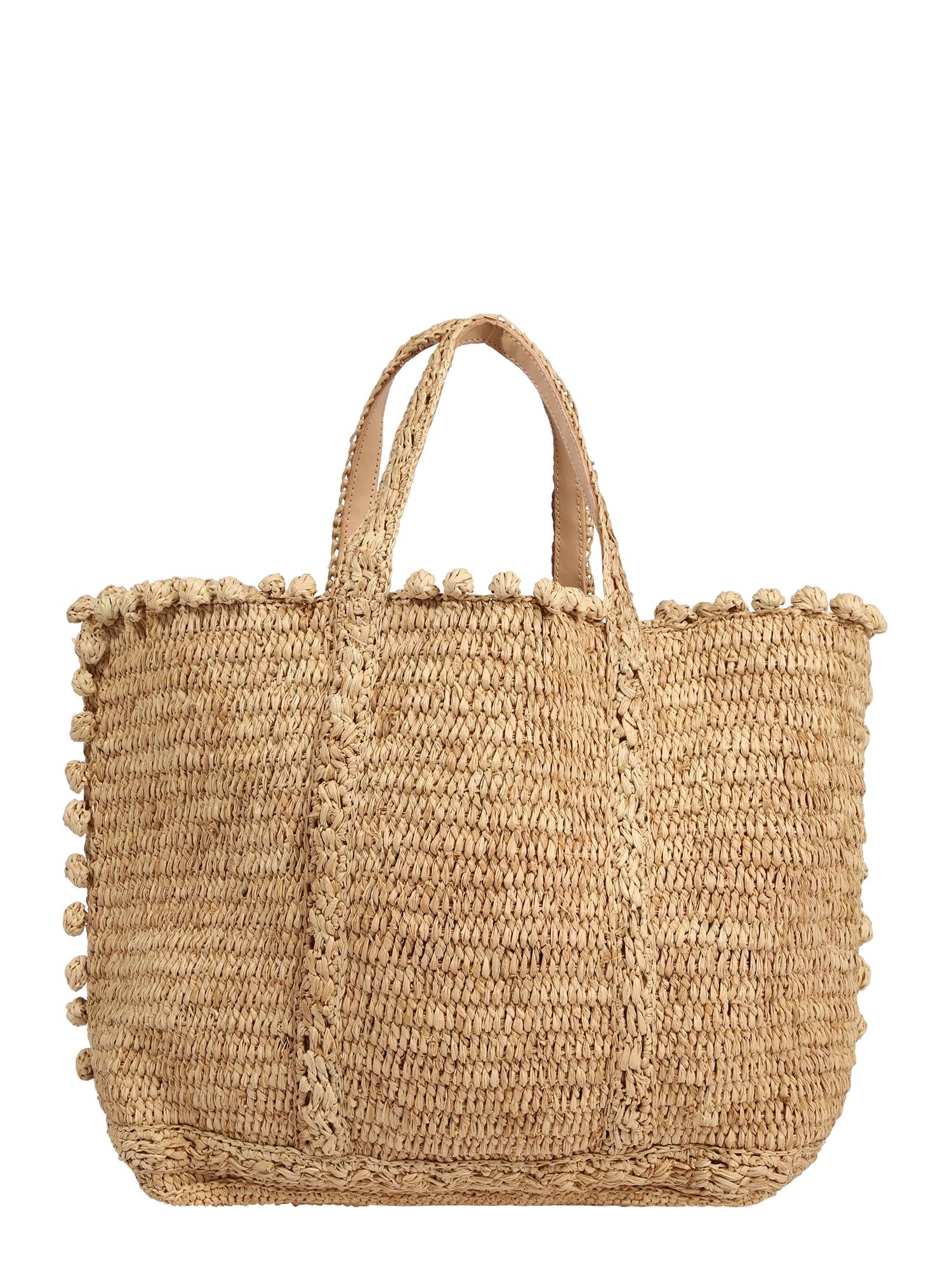 Vanessa Bruno Paplūdimio krepšys smėlio