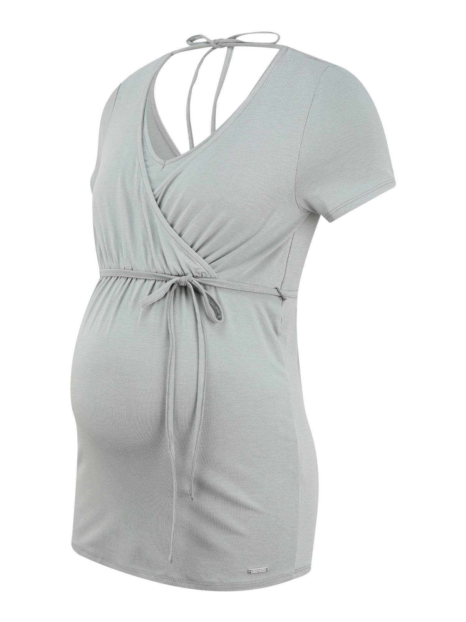 Esprit Maternity Marškinėliai nefrito spalva
