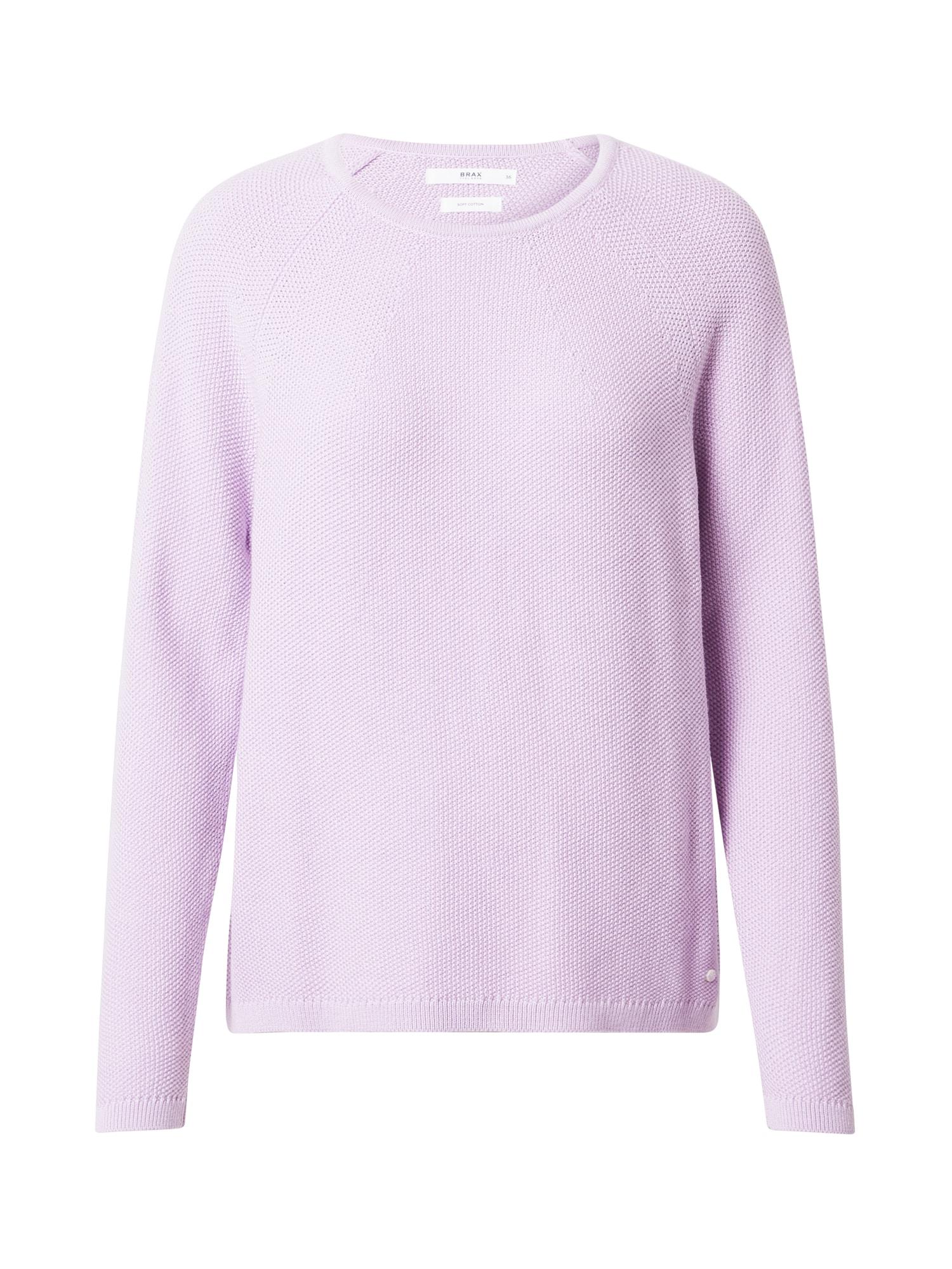 BRAX Megztinis 'Lisa' levandų spalva