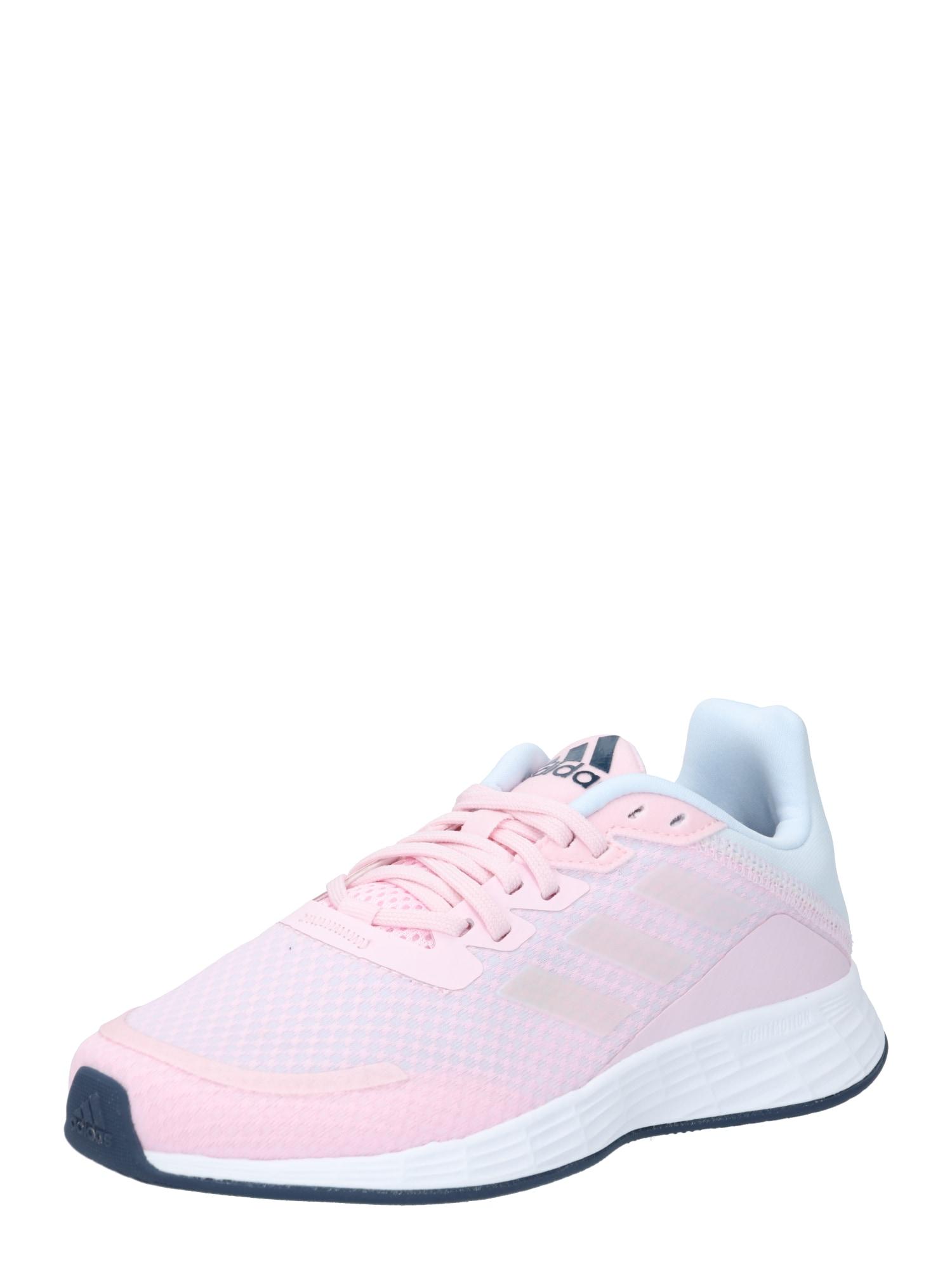 ADIDAS PERFORMANCE Sportiniai batai 'Duramo' šviesiai rožinė / pilka / juoda