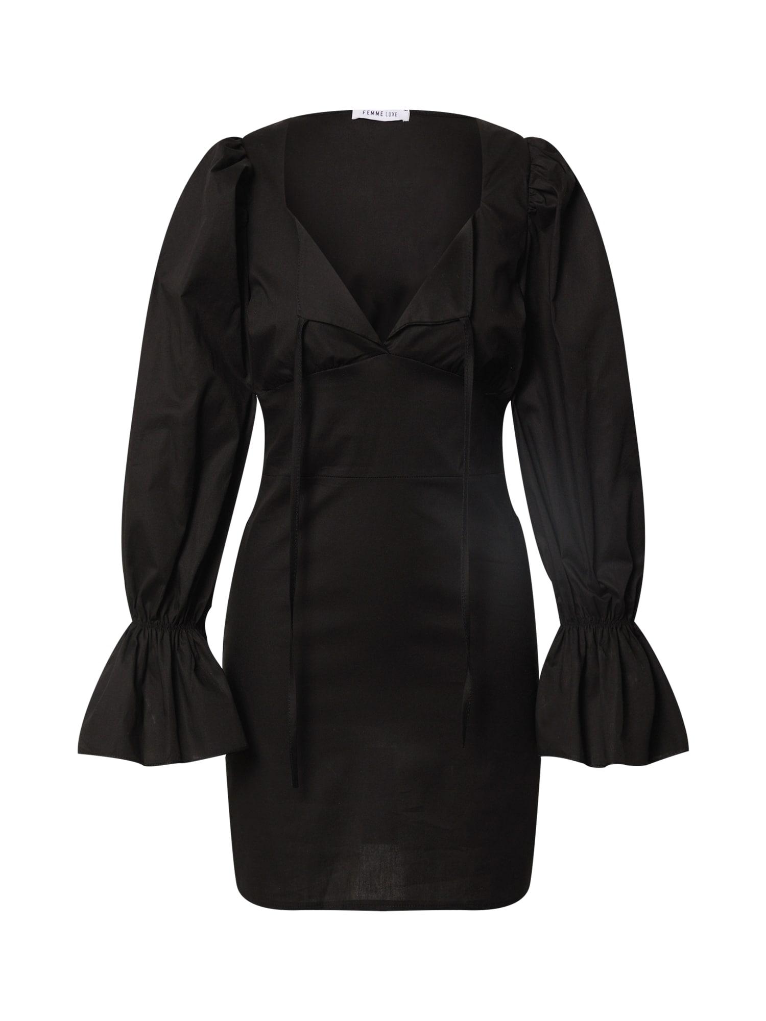 Femme Luxe Palaidinės tipo suknelė