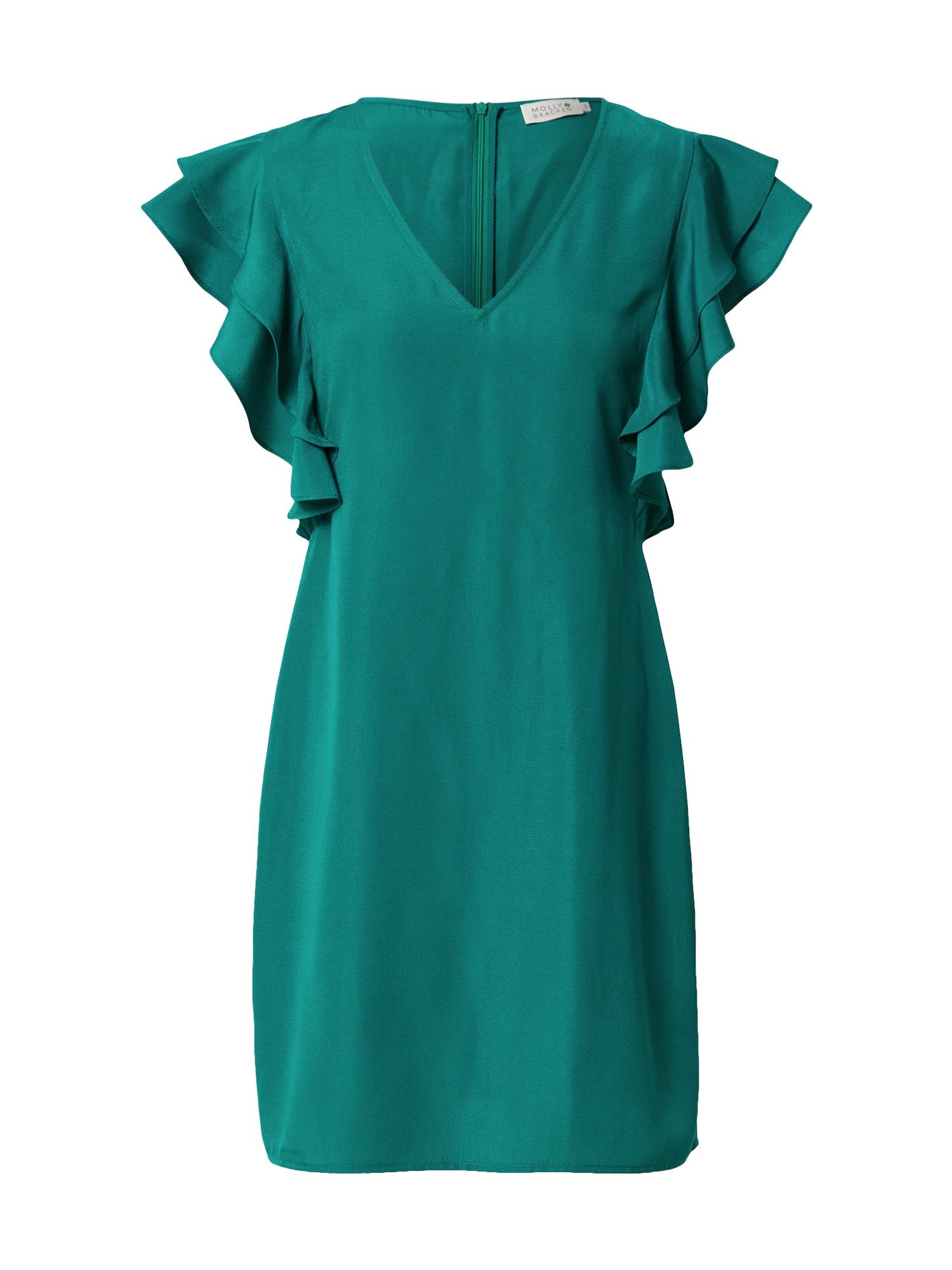 Molly BRACKEN Suknelė žalia