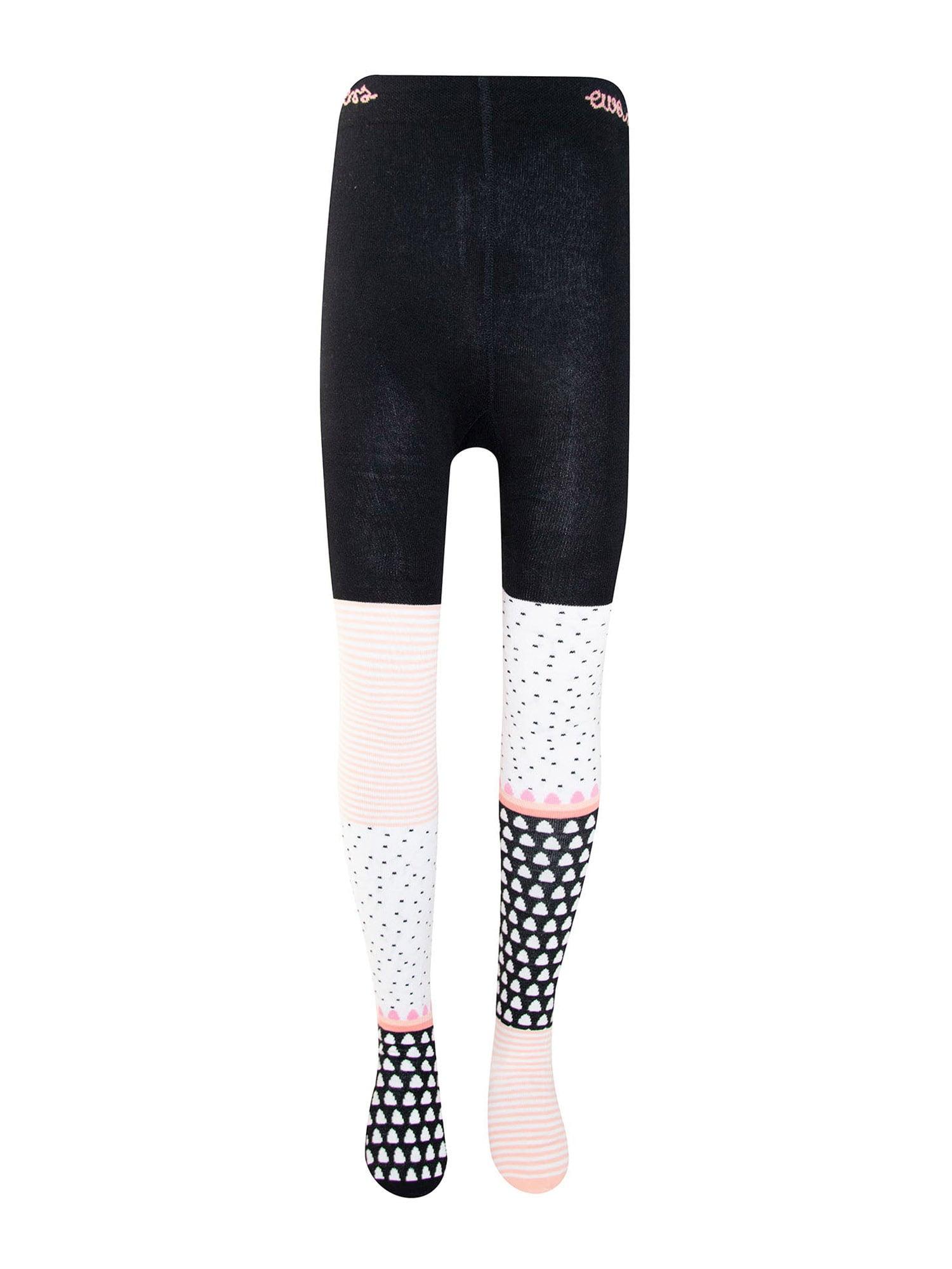 EWERS Pėdkelnės juoda / balta / šviesiai rožinė