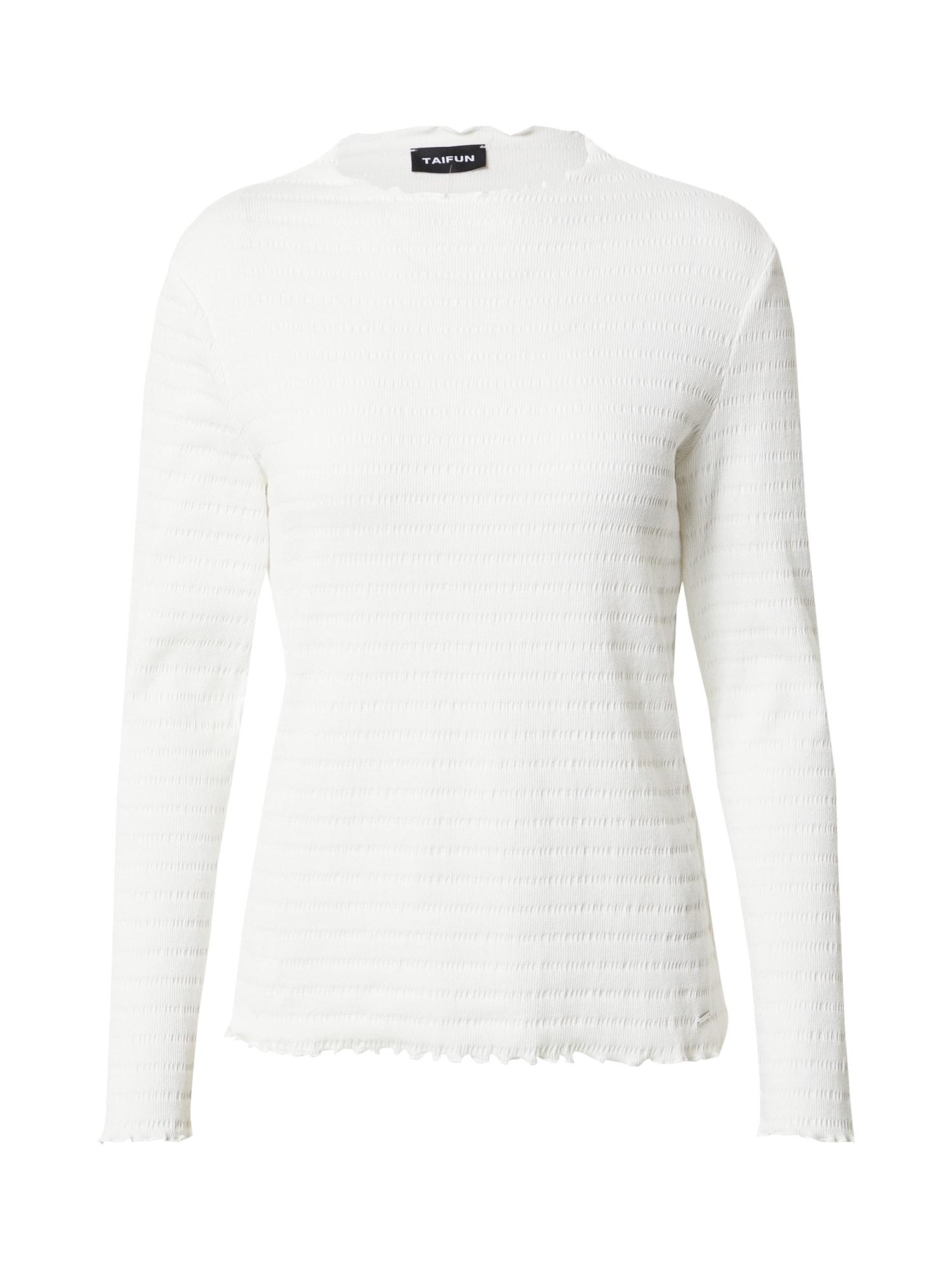 TAIFUN Marškinėliai balta